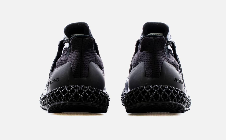 Nice Kicks x Adidas Ultra4D 'Have a Nice Day' Collab FY5630 Heel