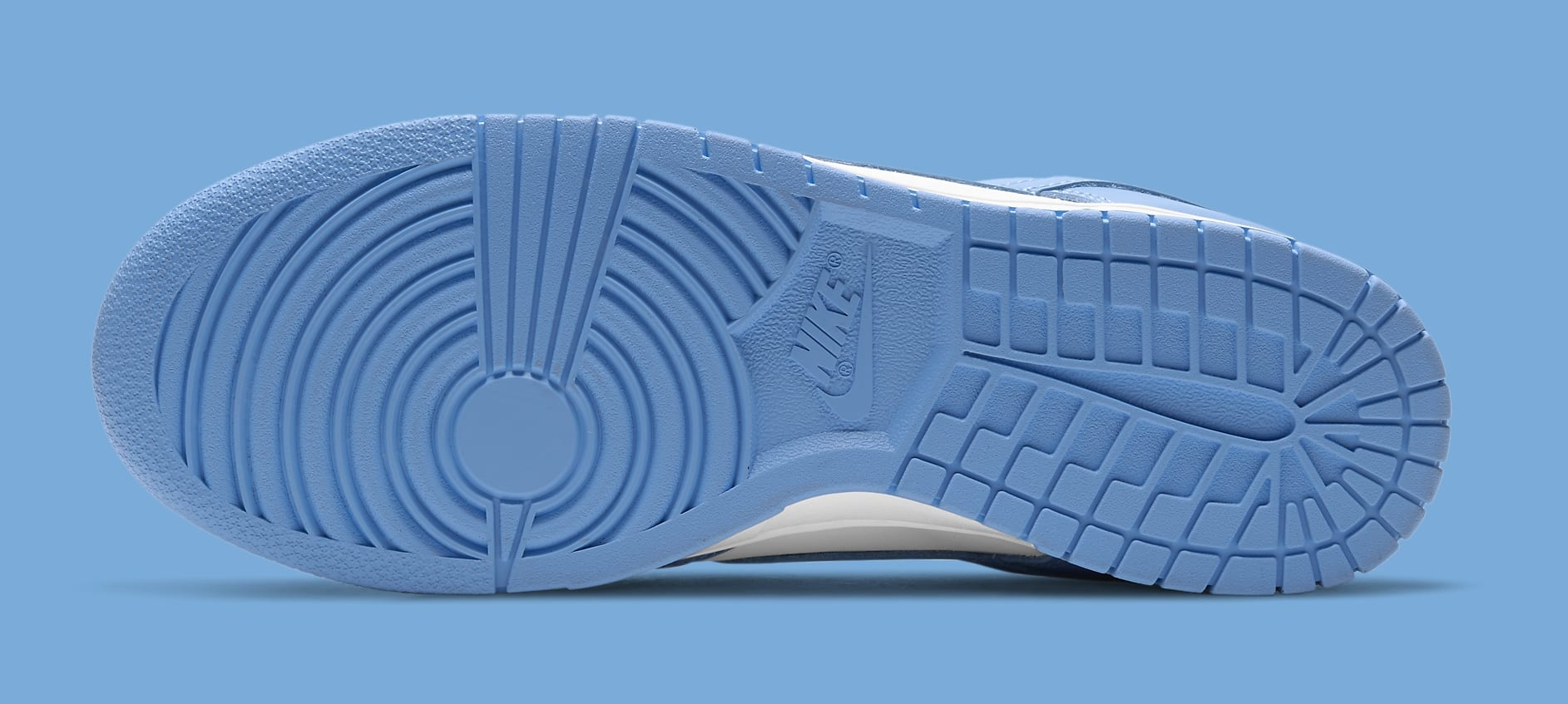 Nike Dunk Low 'University Blue' DD1391 102 Outsole