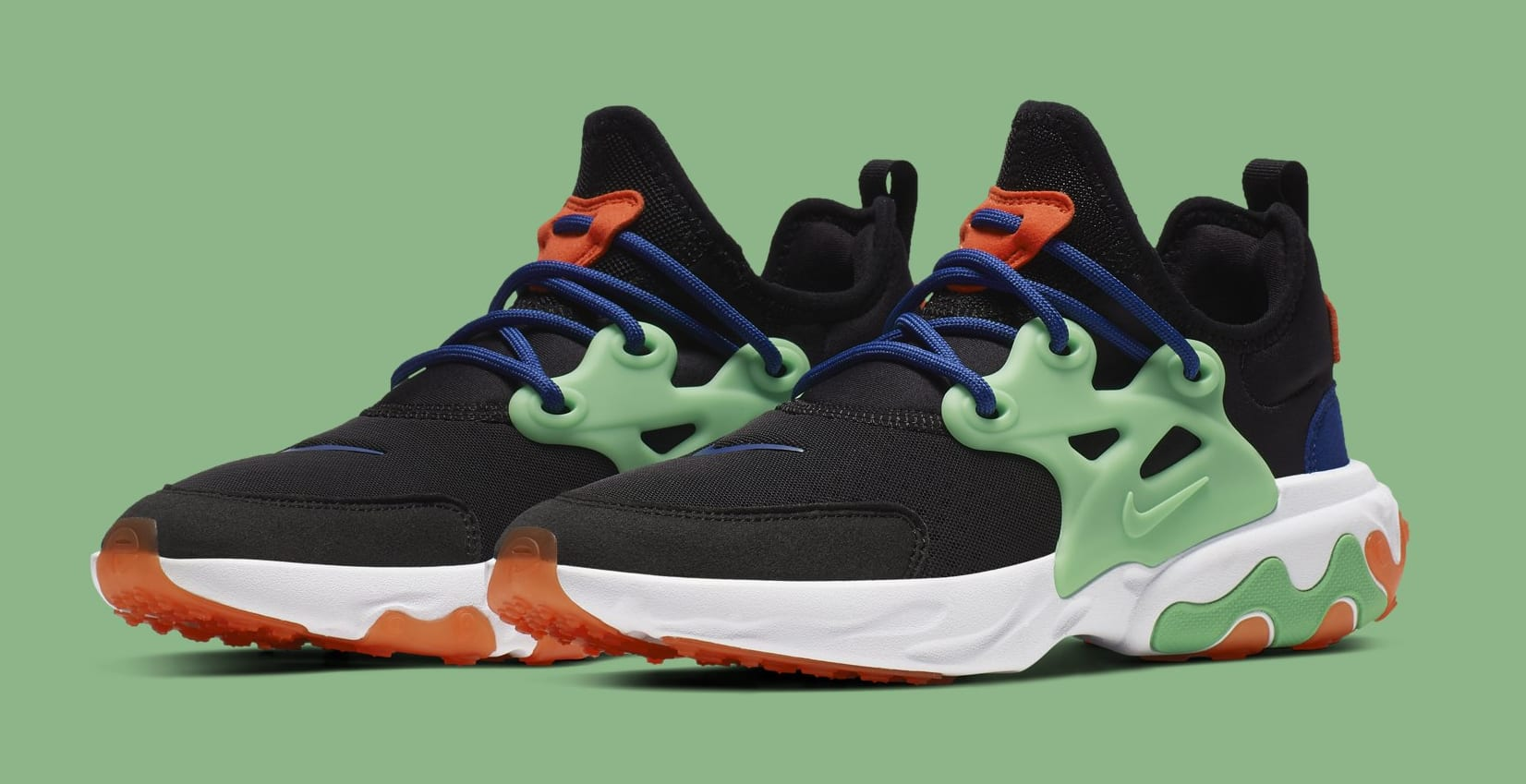 on sale b63ec 2b8e3 Nike Presto React BQ4002-006 (Pair)