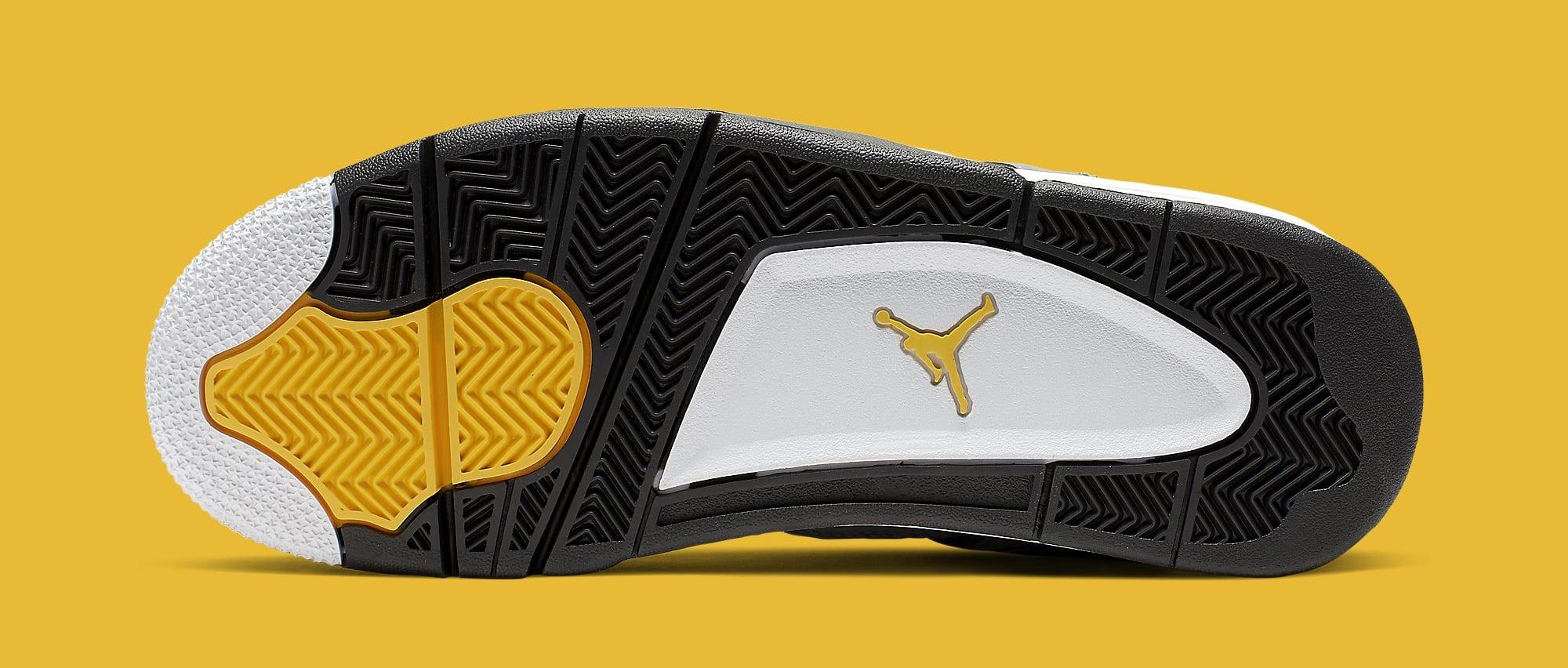 Air Jordan 4 'Cool Grey' 308497-007 (Bottom)
