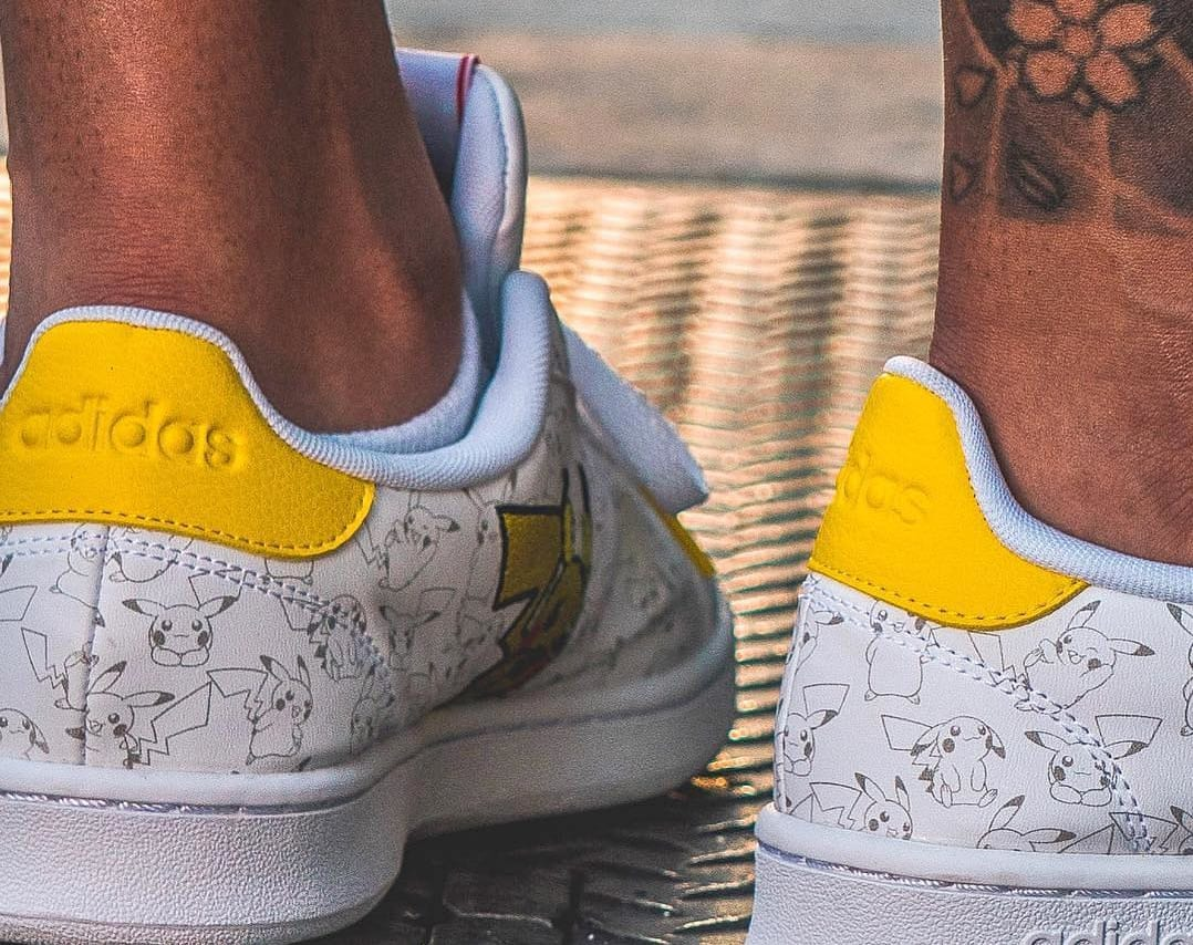 Pokémon x Adidas Collaboration Release Date | Sole Collector