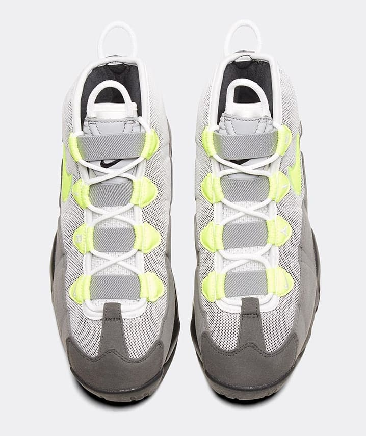 Nike Air Max Uptempo 'Neon 95' Top