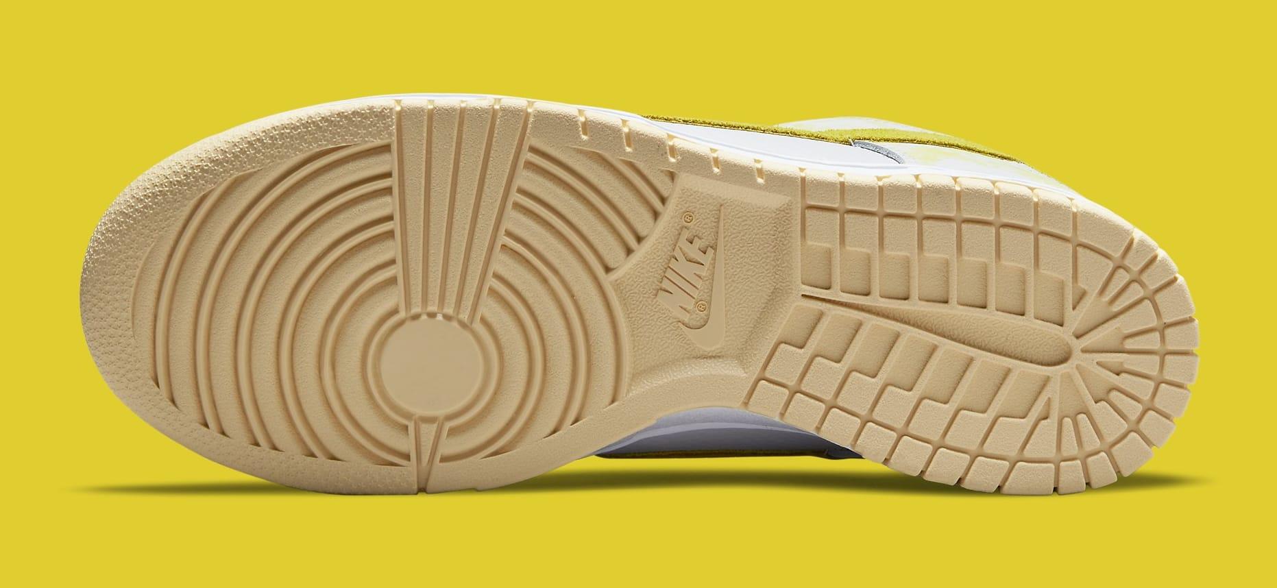 Nike Dunk Low 'Yellow Strike' DM9467-700 Outsole