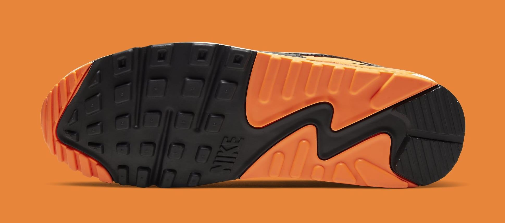 Nike Air Max 90 'Total Orange' CW5458-101 Outsole