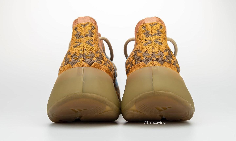 Adidas Yeezy Boost 380 'Blue Oat' Q47306 Heel