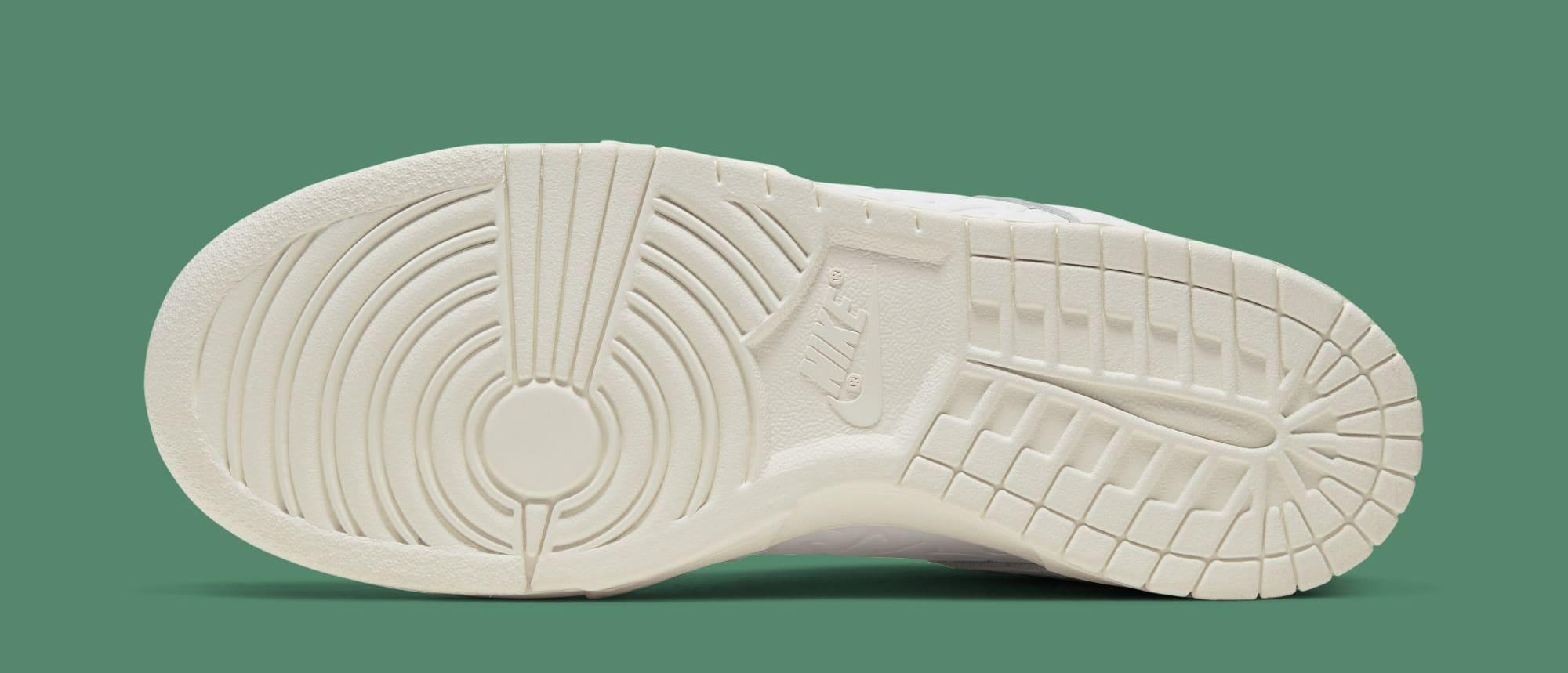 Ben-G x Nike SB Dunk Low CU3846-100 (Sole)