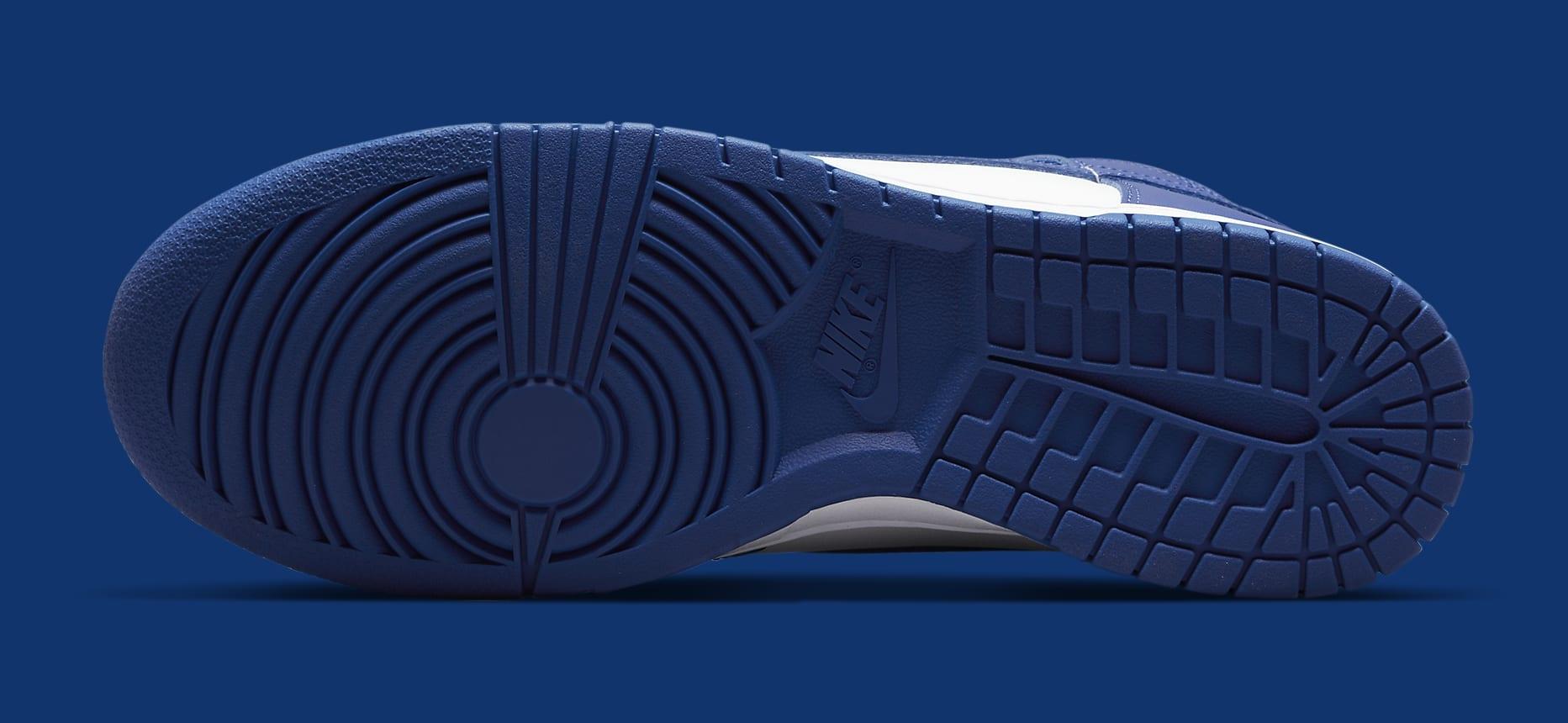 Nike Dunk High 'Kentucky' DD1399-102 Outsole