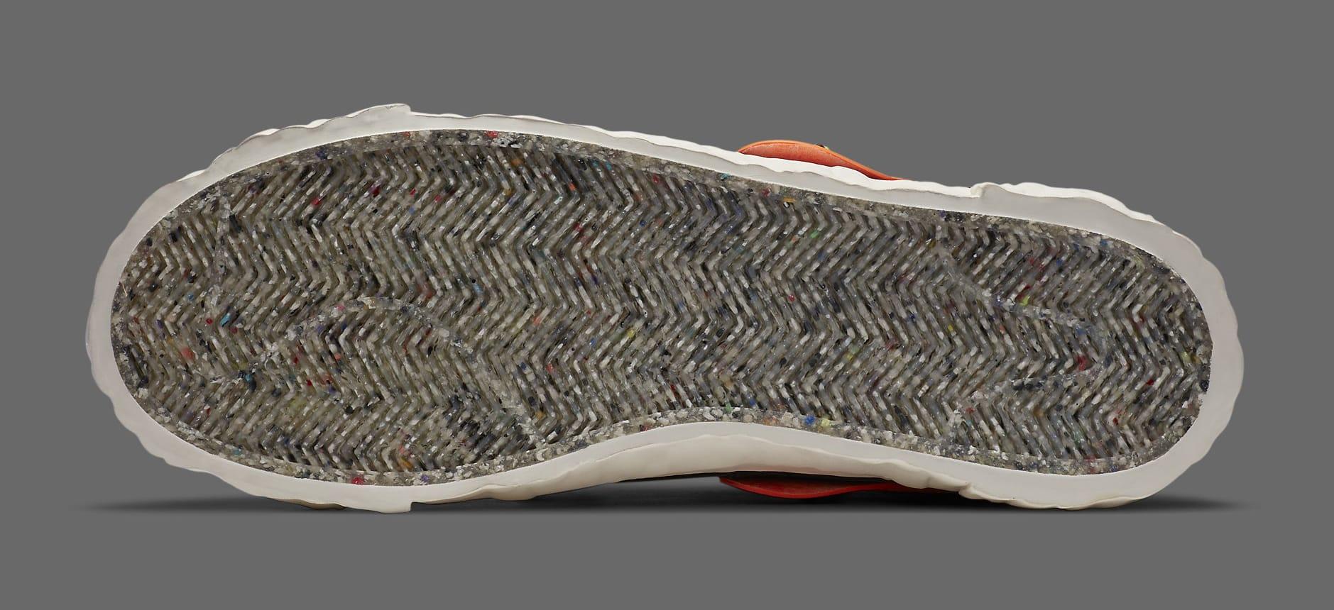 Readymade x Nike Blazer Mid CZ3589-001 Outsole