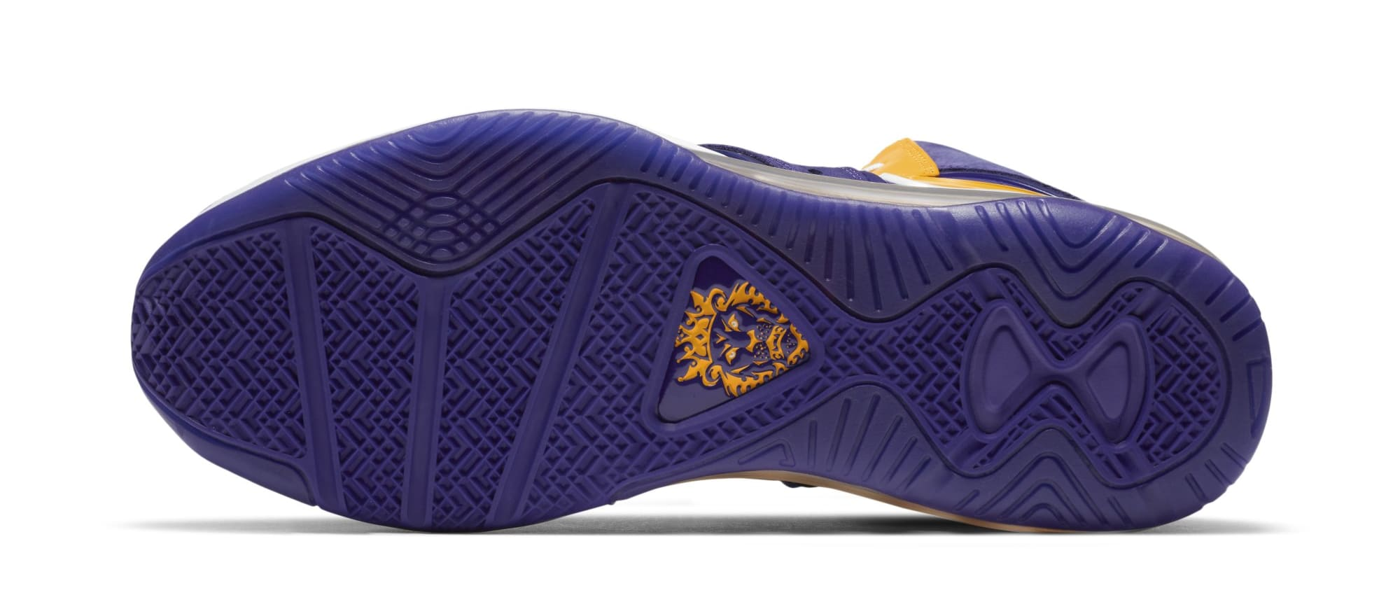 Nike LeBron 8 'Lakers' DC8380-500 (Sole)