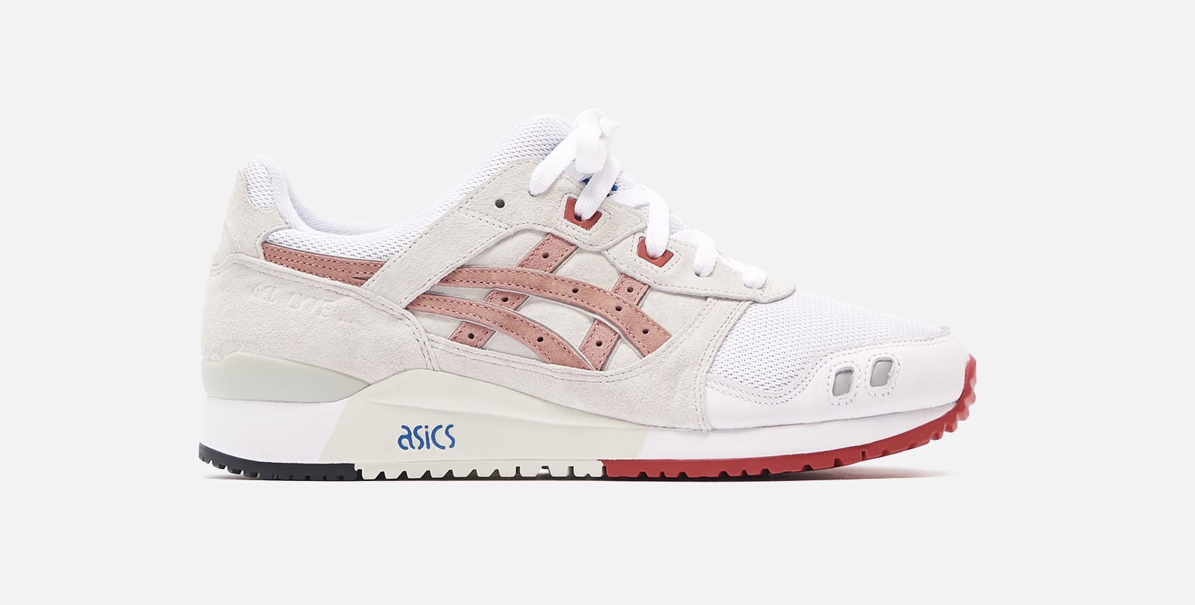 Ronnie Fieg x Asics Gel-Lyte 3 'Yoshino Rose' Lateral