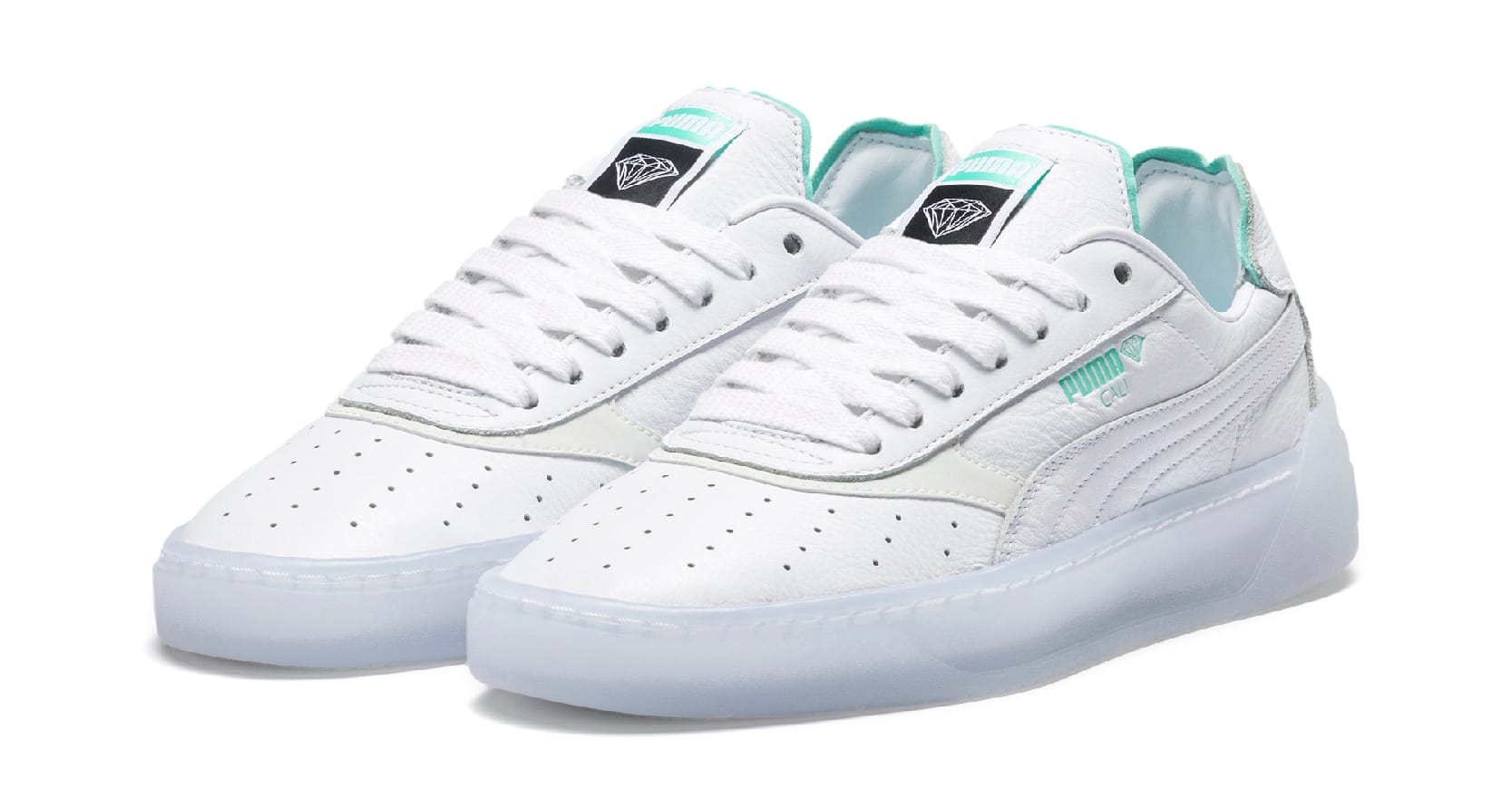 Diamond Supply Co. x Puma Cali-0 369399 (Pair)