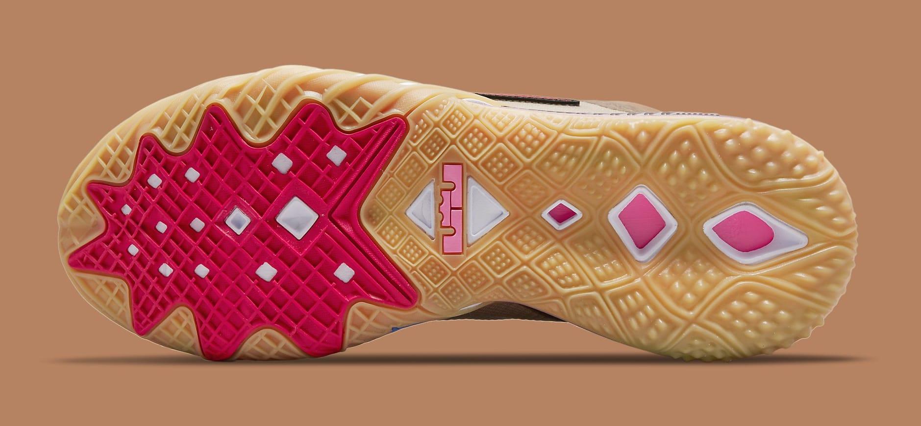 Xbox x Nike LeBron 18 Low 'Wile E. x Roadrunner' DO7172-900 Outsole