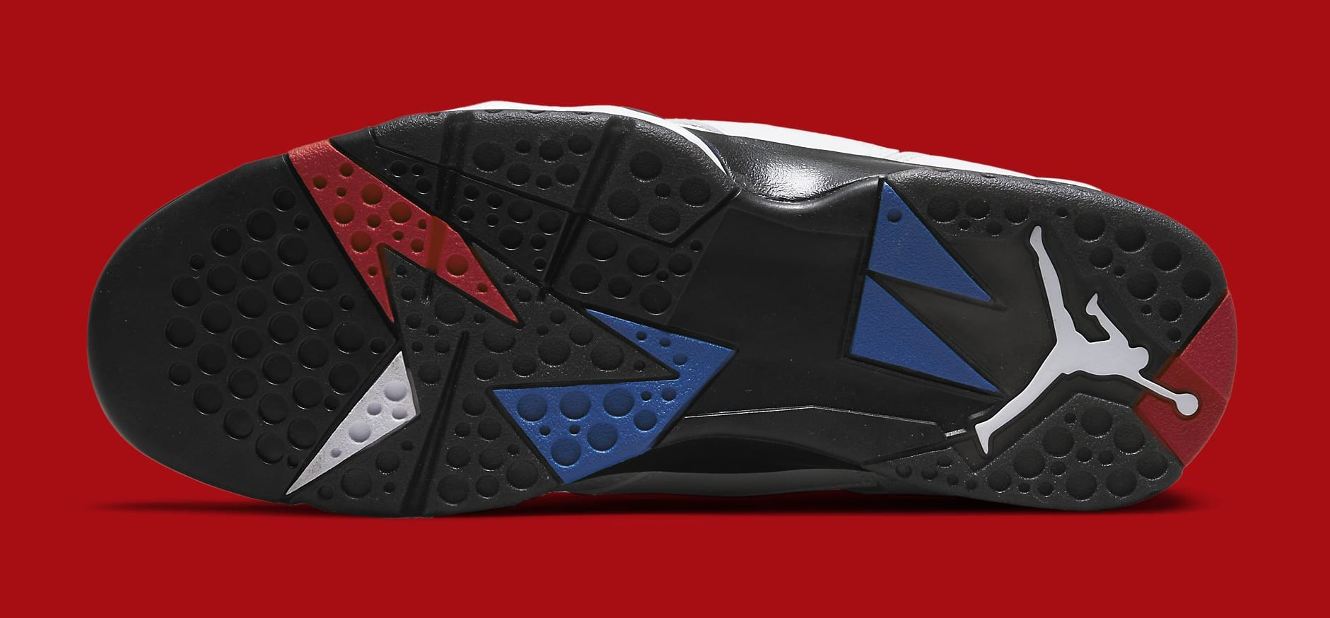 PSG x Air Jordan 7 Retro CZ0789-105 Outsole