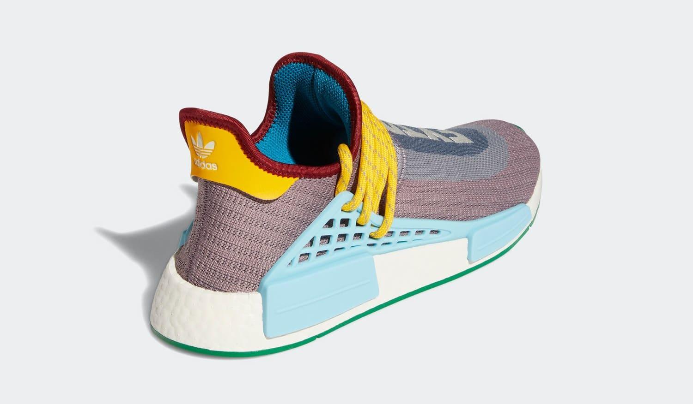 Pharrell x Adidas NMD Hu 'Extra Eye' Heel