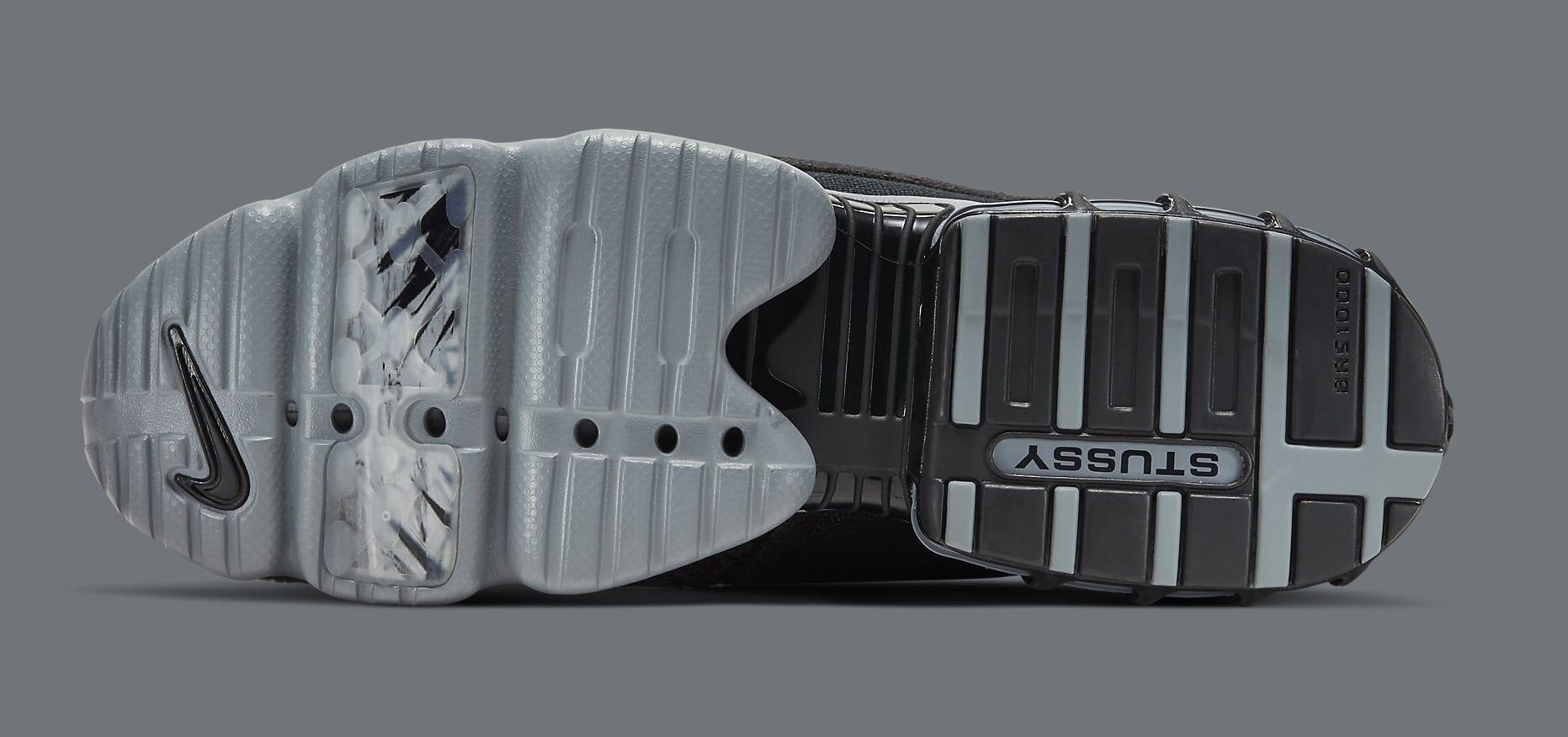 Stussy x Nike Air Zoom Spiridon Cage 2 CQ5486-001 Outsole