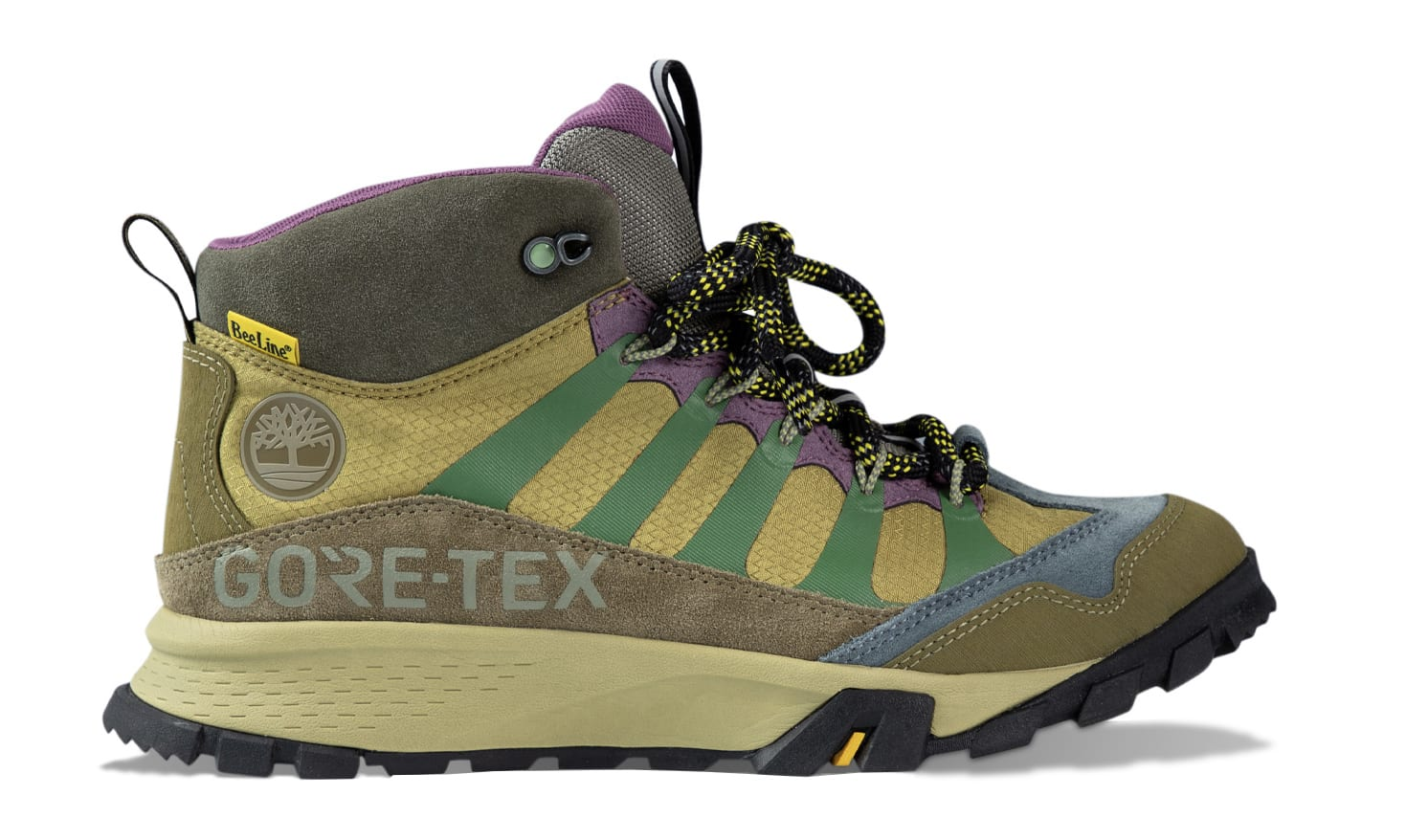 Bee Line by Billionaire Boys Club x Timberland Garrison Trail Mid Lateral