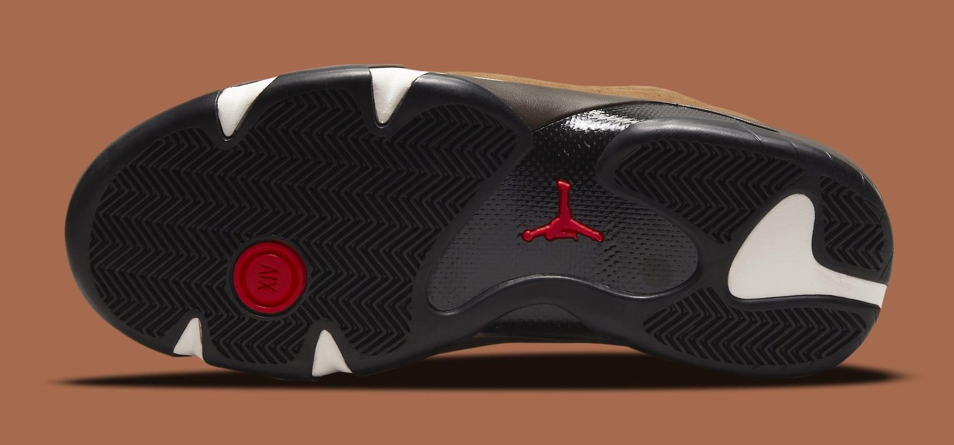 Air Jordan 14 'Winterized' DO9406 200 Outsole