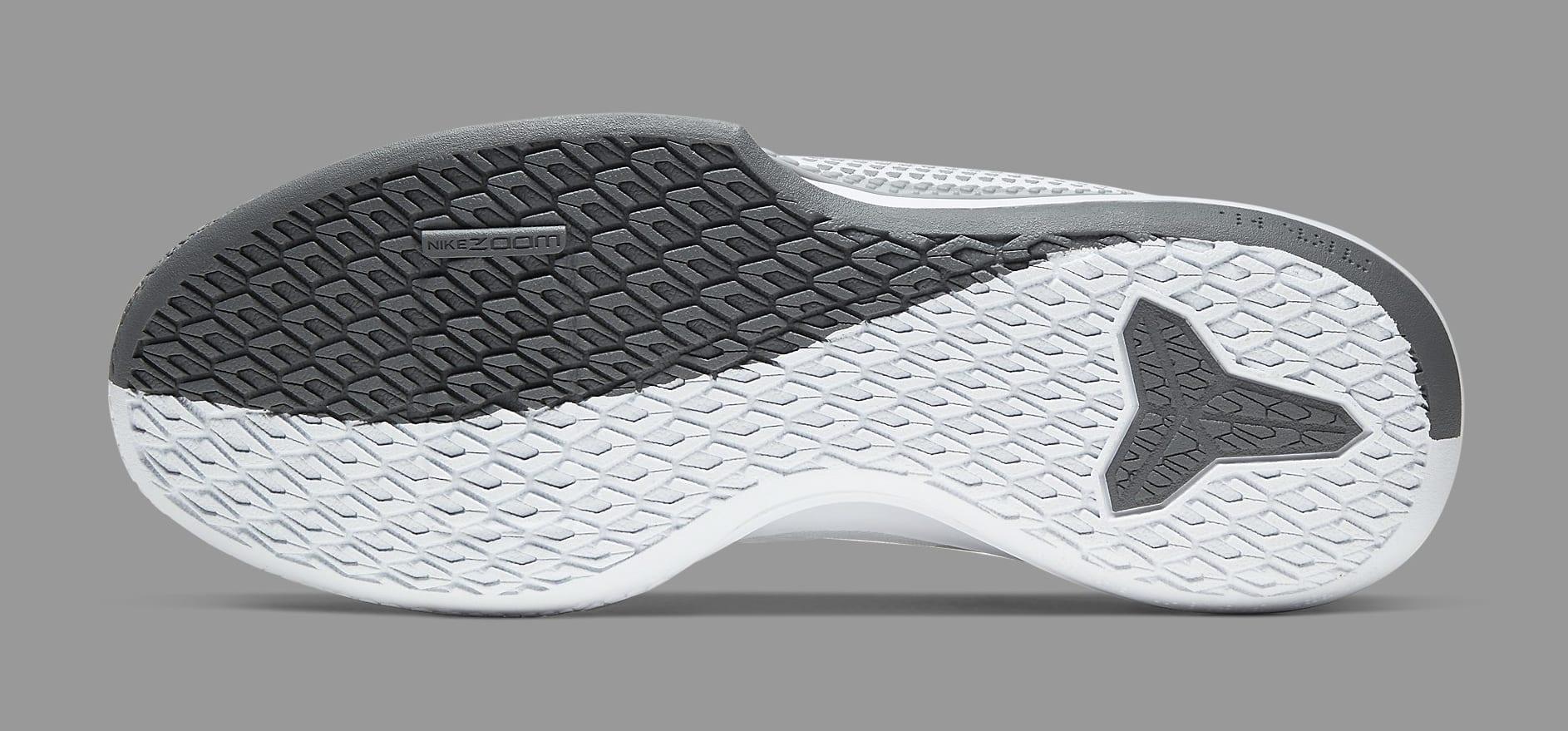 Nike Kobe Mamba Fury CK2087-100 Outsole