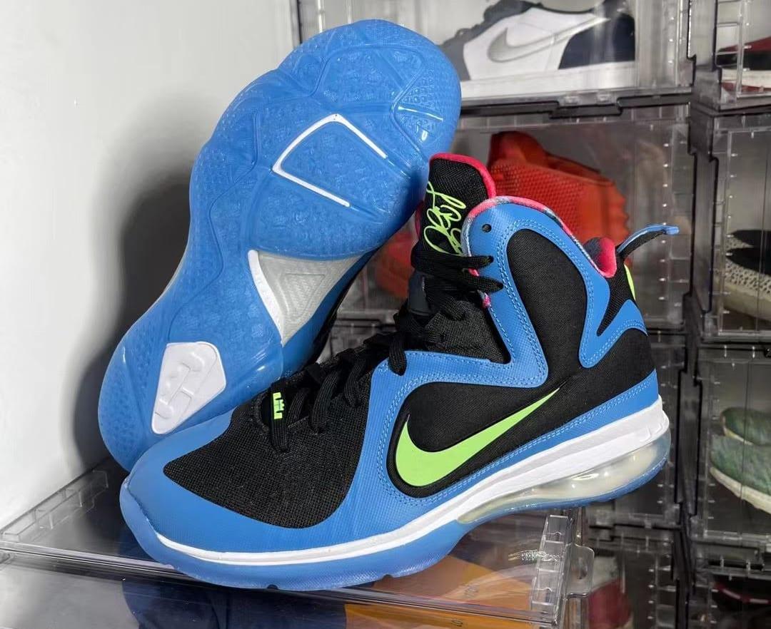 Nike LeBron 9 Retro 'South Coast' Lateral