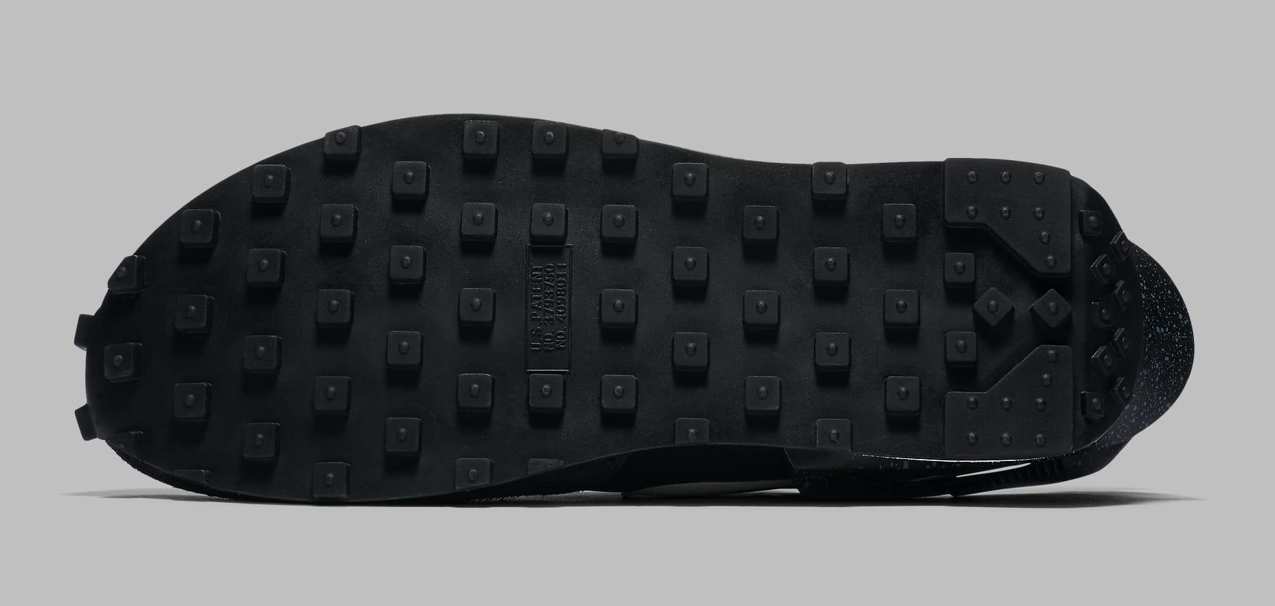 Undercover x Nike Daybreak 'Black' BV4594-001 Sole