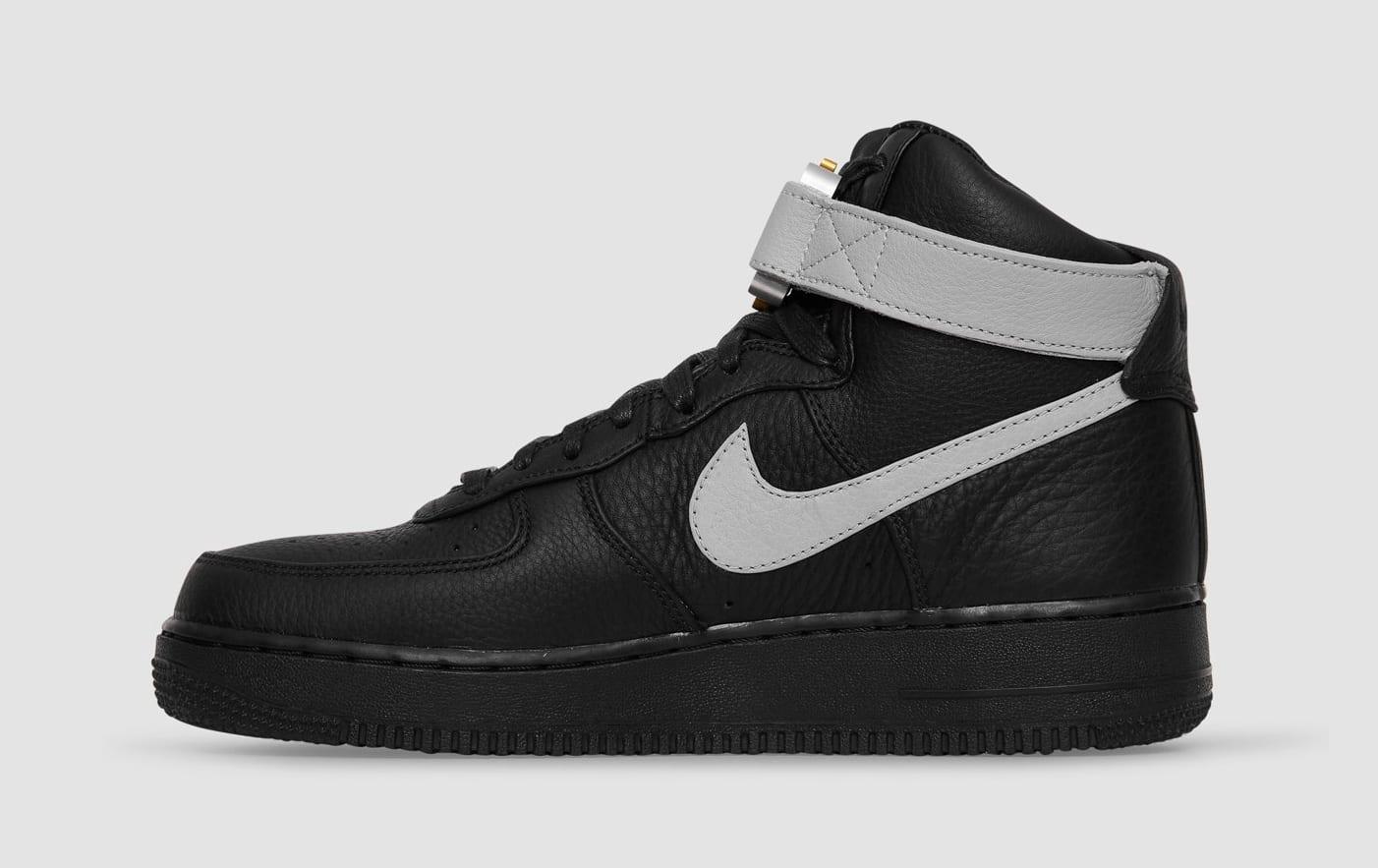 Alyx x Nike Air Force 1 High CQ4018-003 Medial