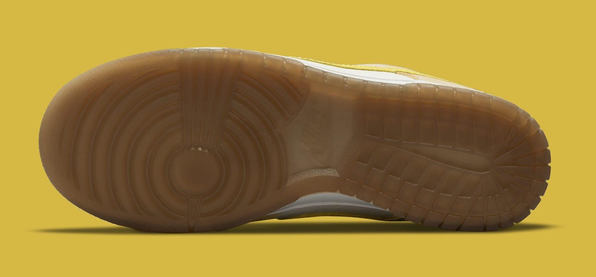 Nike Dunk Low 'Lemon Drop' DJ6902-700 Outsole
