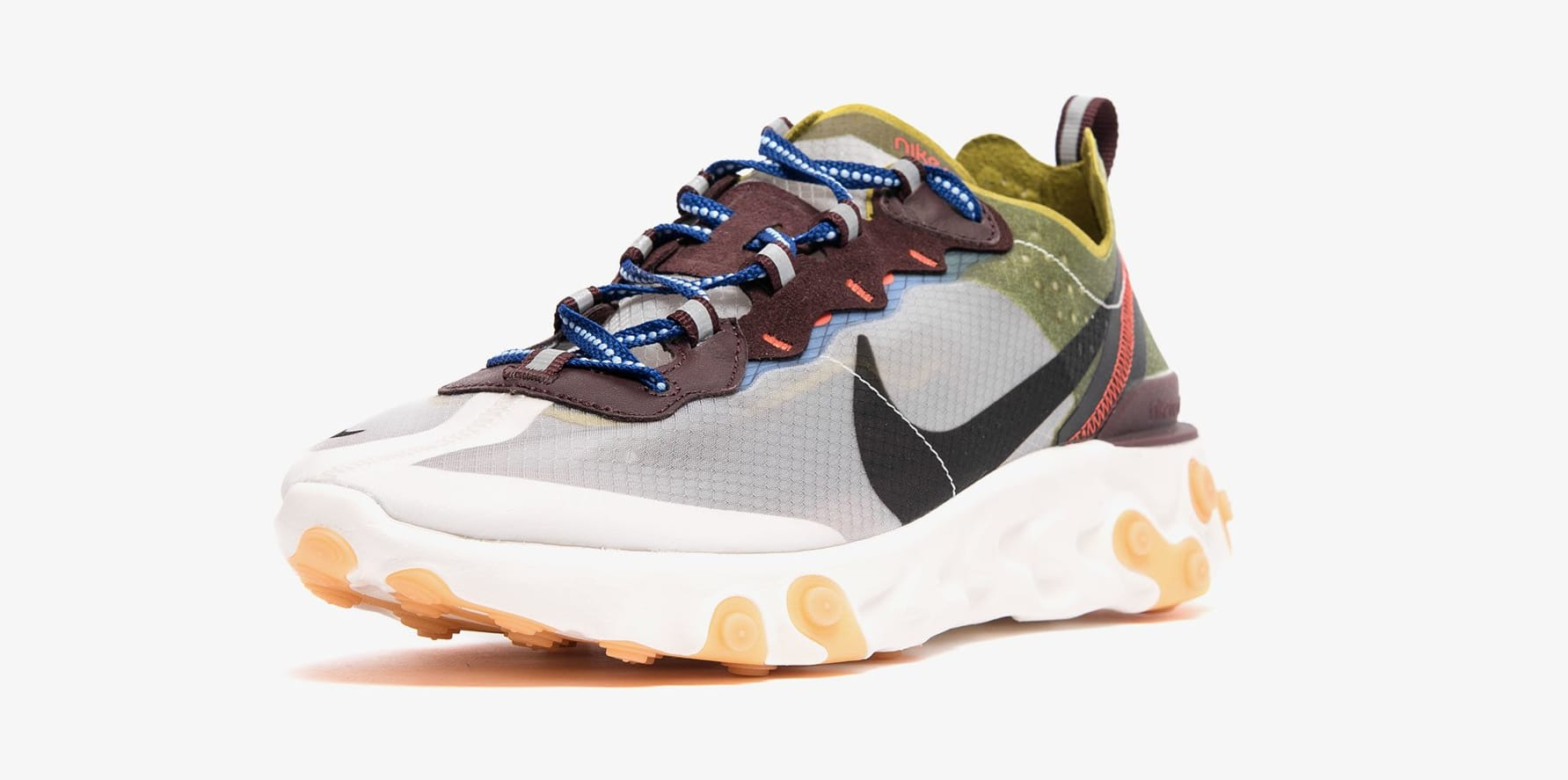 Nike React Element 87 AQ1090-300 (Toe)