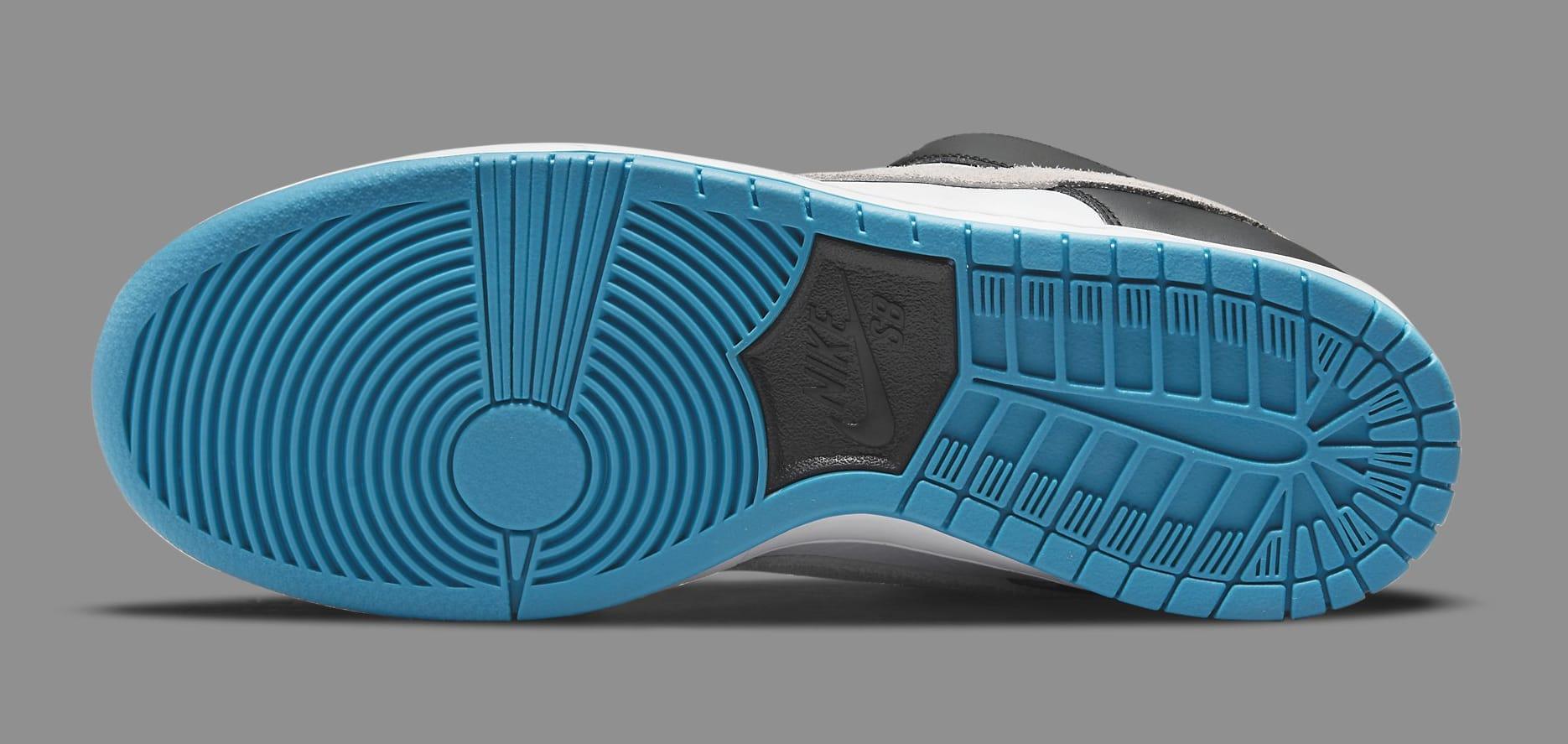 Nike SB Dunk Low 'Laser Blue' BQ6817-101 Outsole