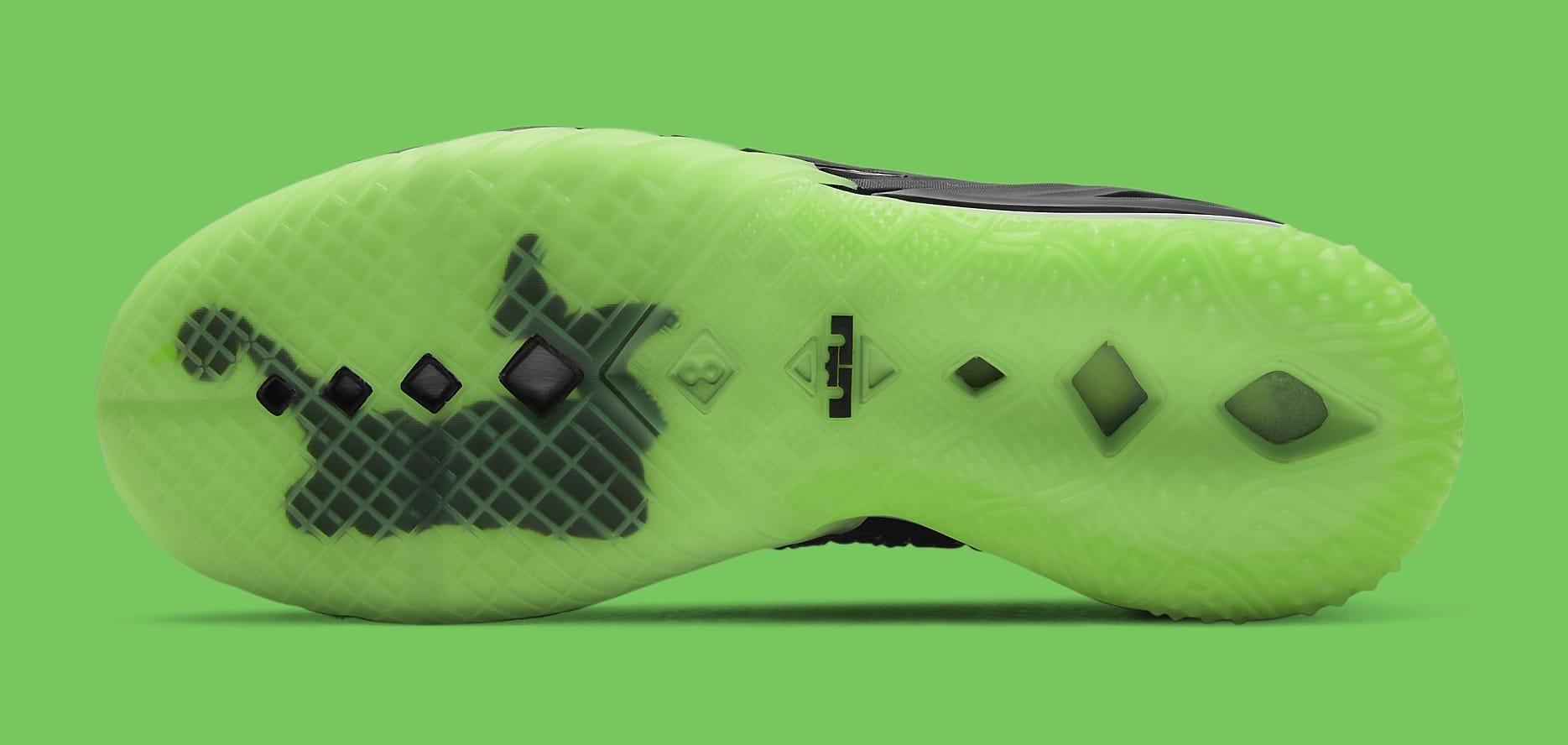 Nike LeBron 18 'Dunkman' CQ9284-005 Outsole