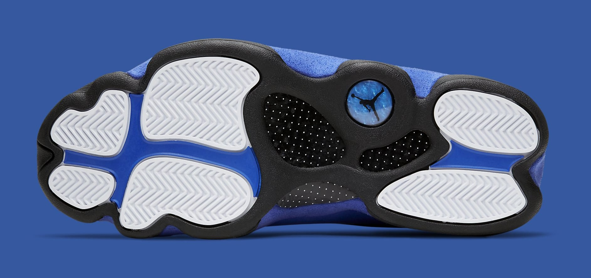 Air Jordan 13 Retro 'Hyper Royal' 414571-040 Outsole