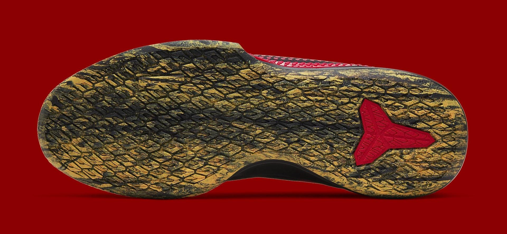 Nike Kobe Mamba Fury CK2087-002 Outsole