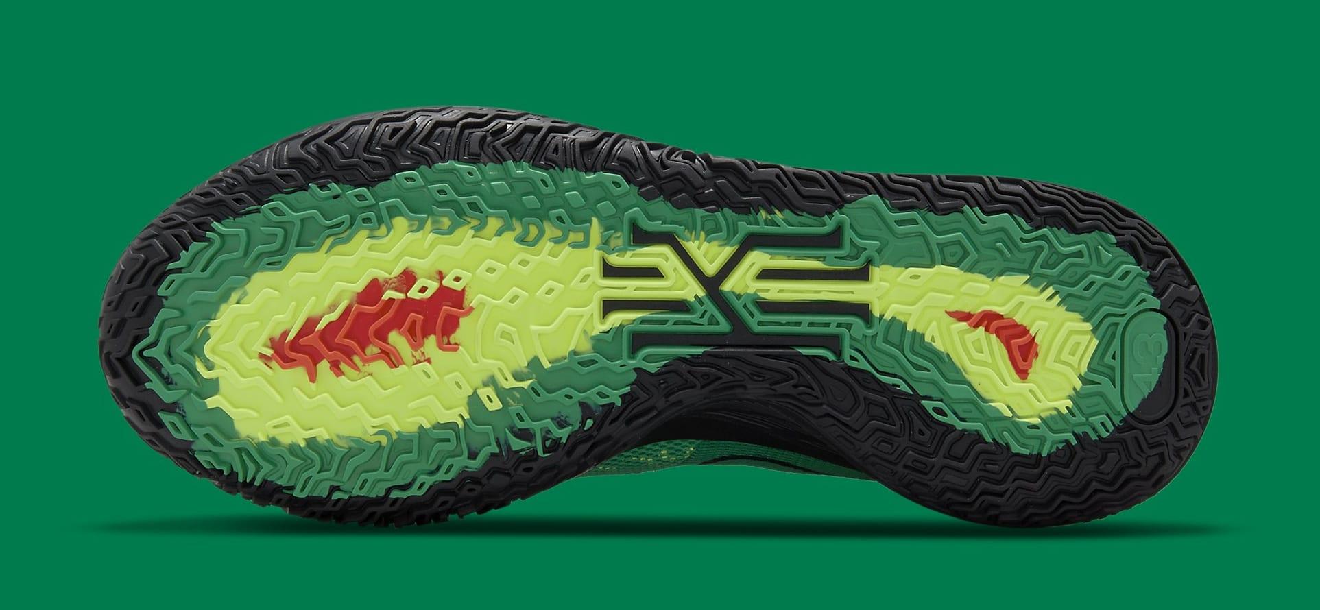 Nike Kyrie 7 'Weatherman' CQ9327-300 Outsole