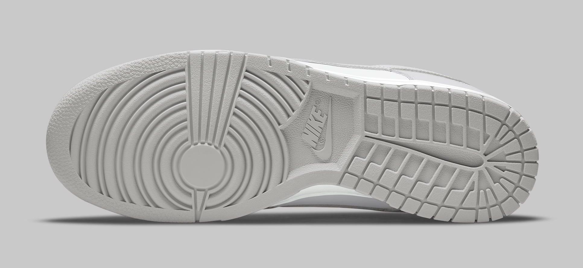Nike Dunk Low 'Grey Fog' DD1391-103 Outsole
