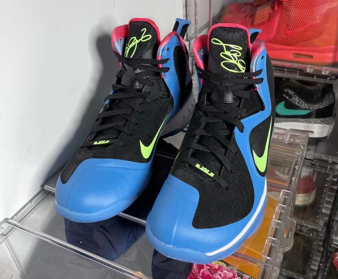 Nike LeBron 9 Retro 'South Coast' Front