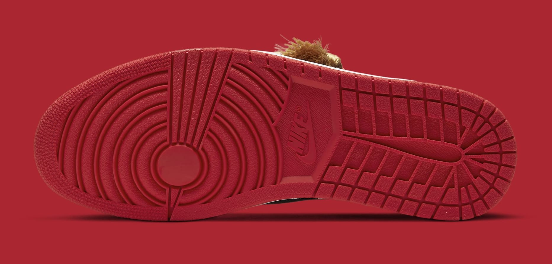Air Jordan 1 Retro Low OG 'Chinese New Year' DD2233-001 Outsole