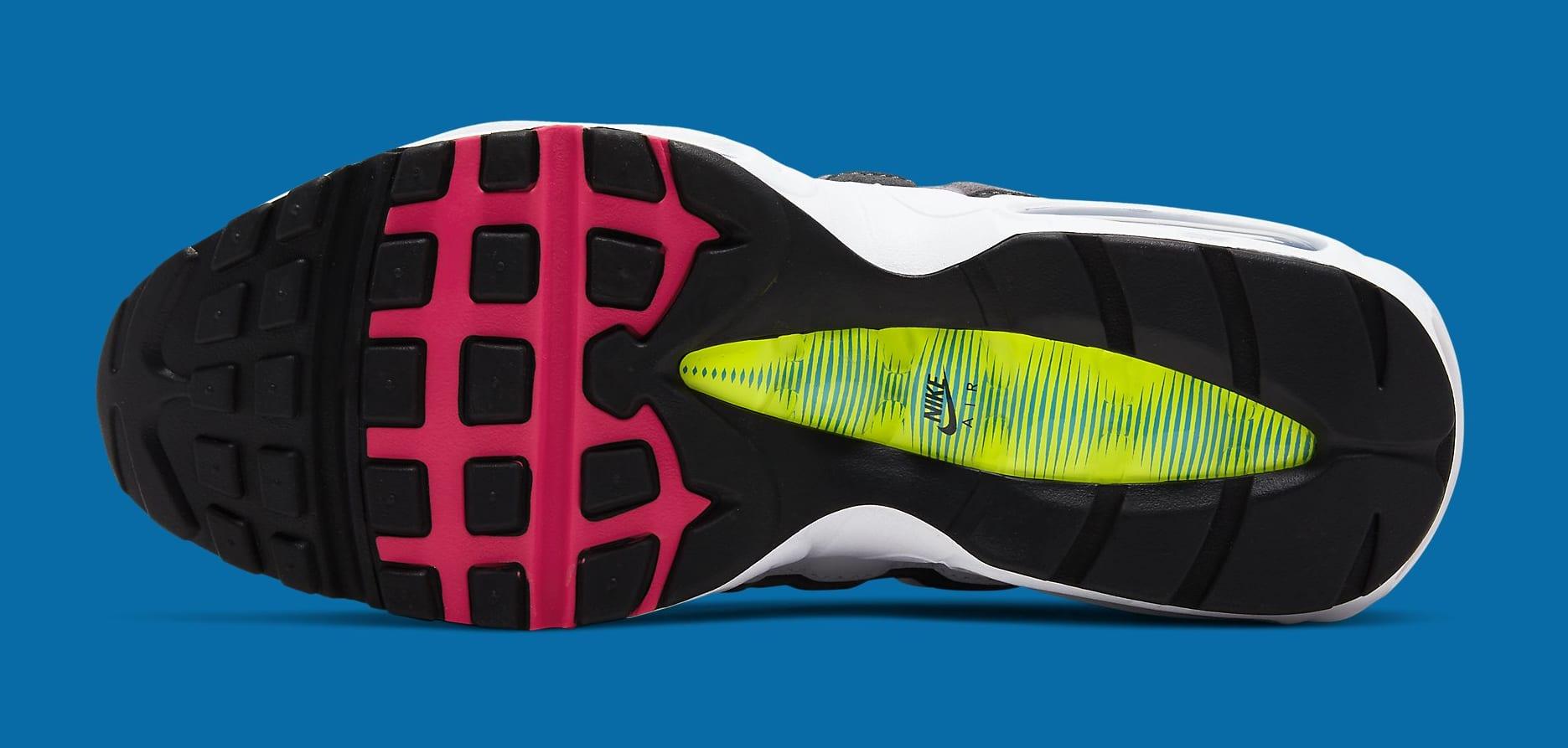 Nike Air Max 95 'Greedy 2.0' CJ0589-001 Outsole
