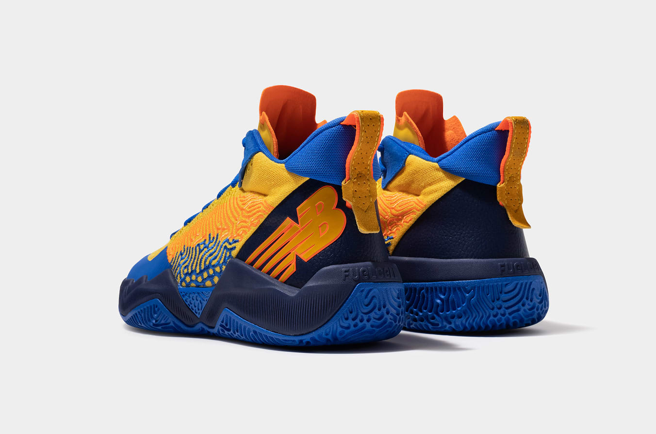 New Balance Basketball TWO WXY 'My City' Heel
