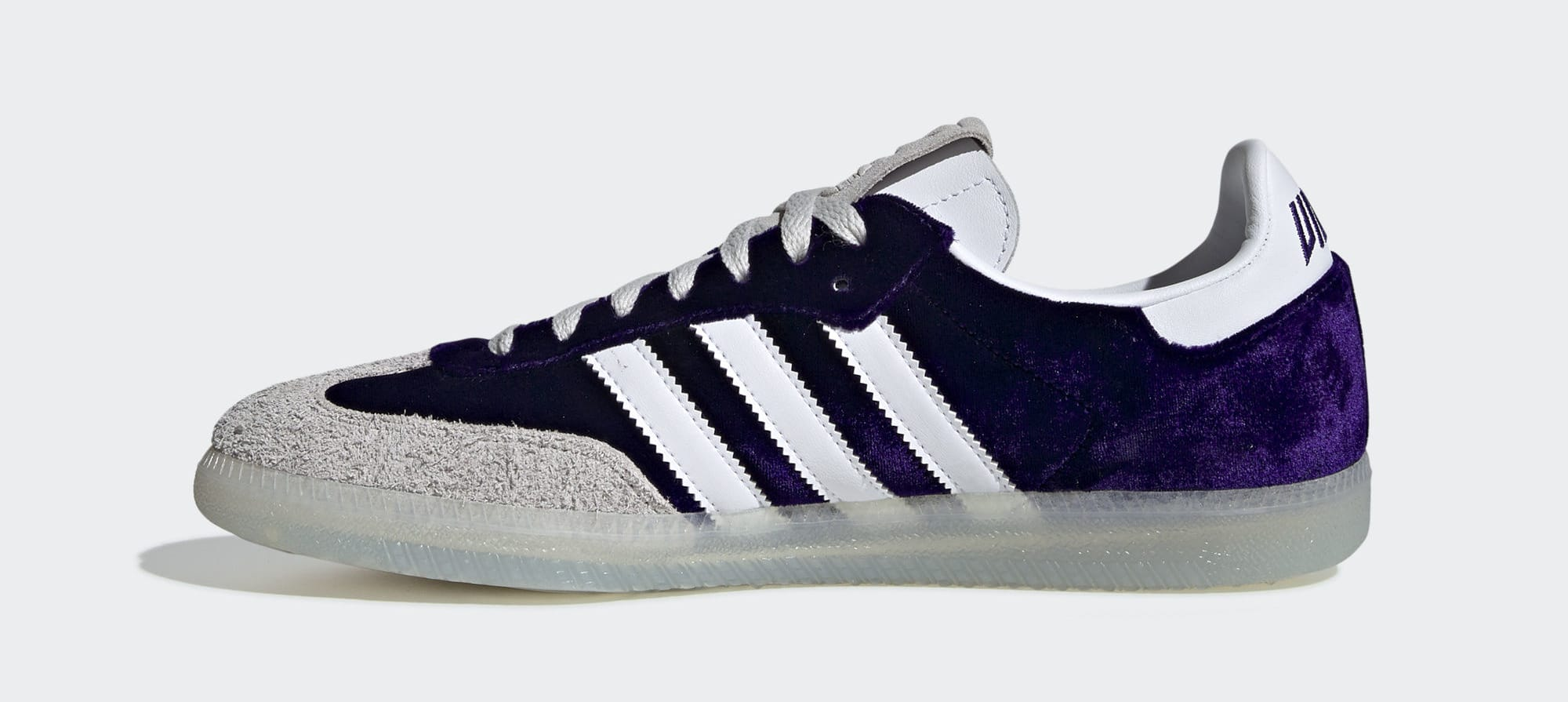 Adidas Is Celebrating 420 With the 'Purple Haze' Samba
