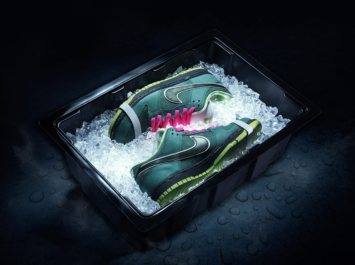 Concepts x Nike SB Dunk Low 'Green Lobster'