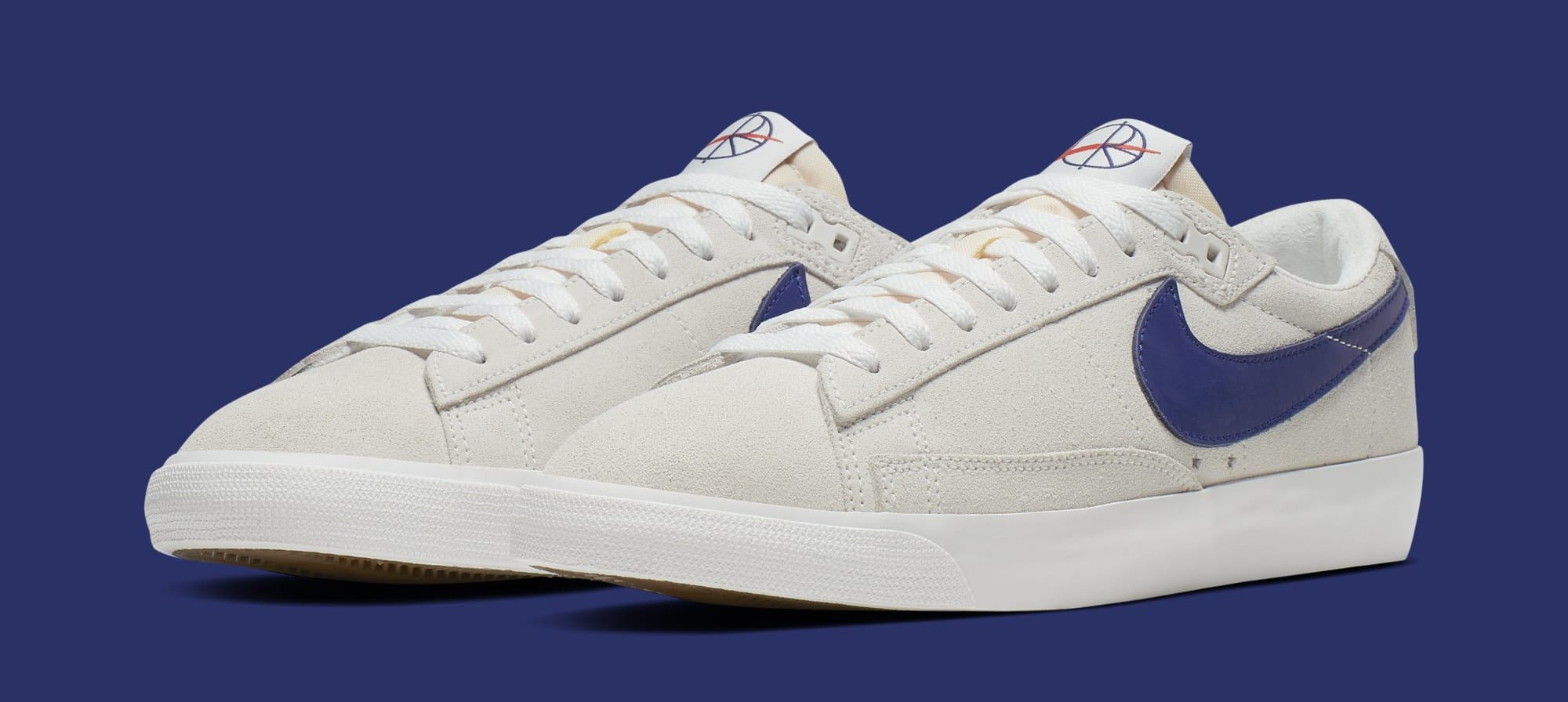 Polar Skate Co. x Nike SB Blazer Low AV3028-100 (Pair)