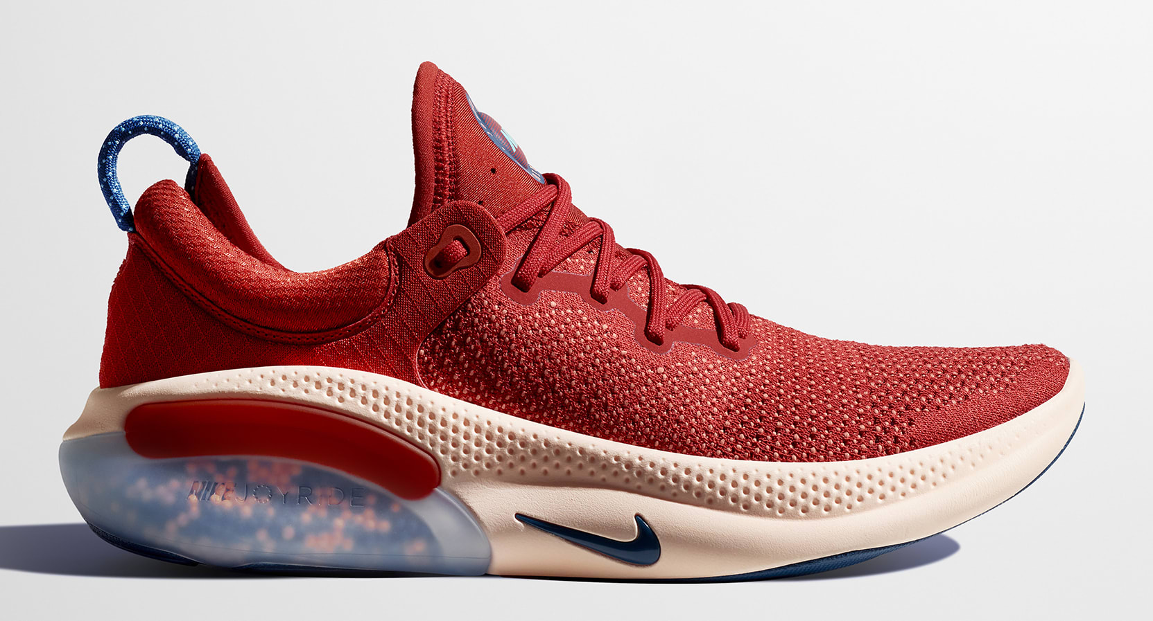 Nike Joyride Run Flyknit (Red)