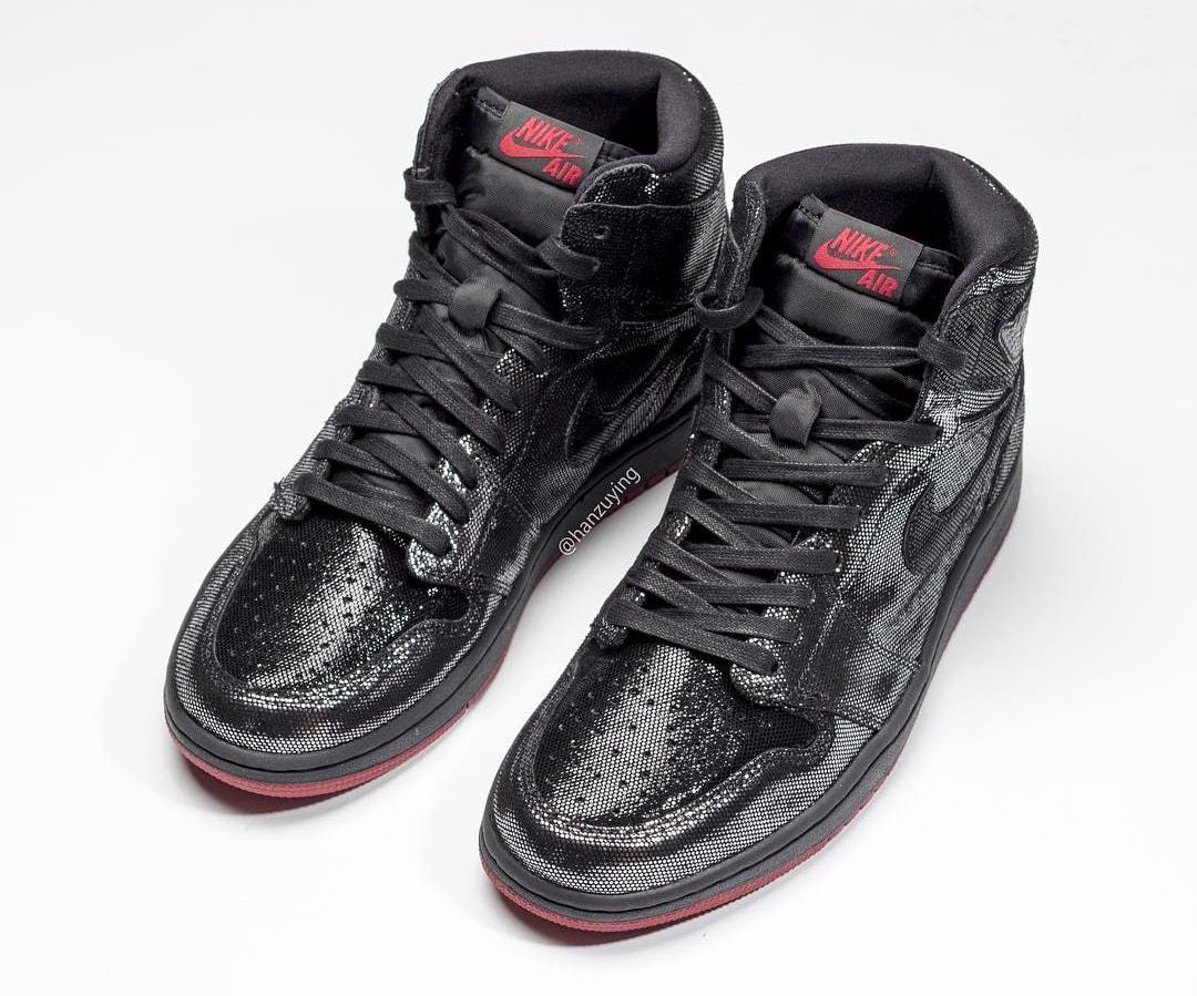 Air Jordan 1 'SP Gina' CD7071-001 1