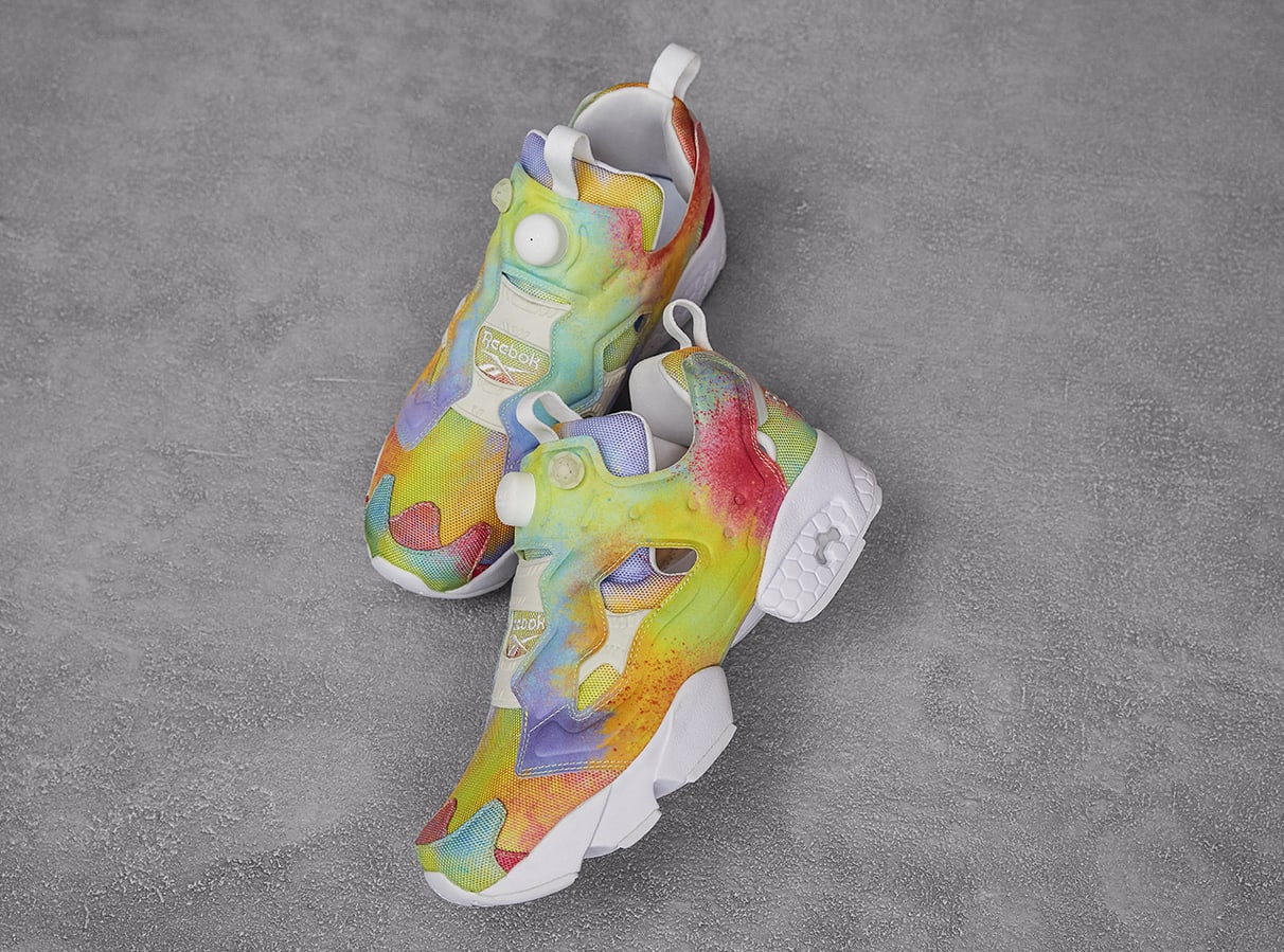 Reebok Instapump Fury 'All Types of Love' Top