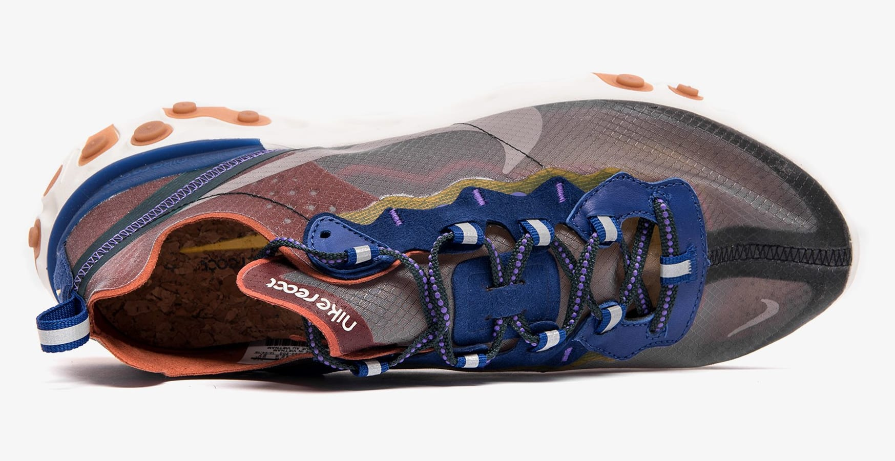Nike React Element 87 AQ1090-200 (Top)