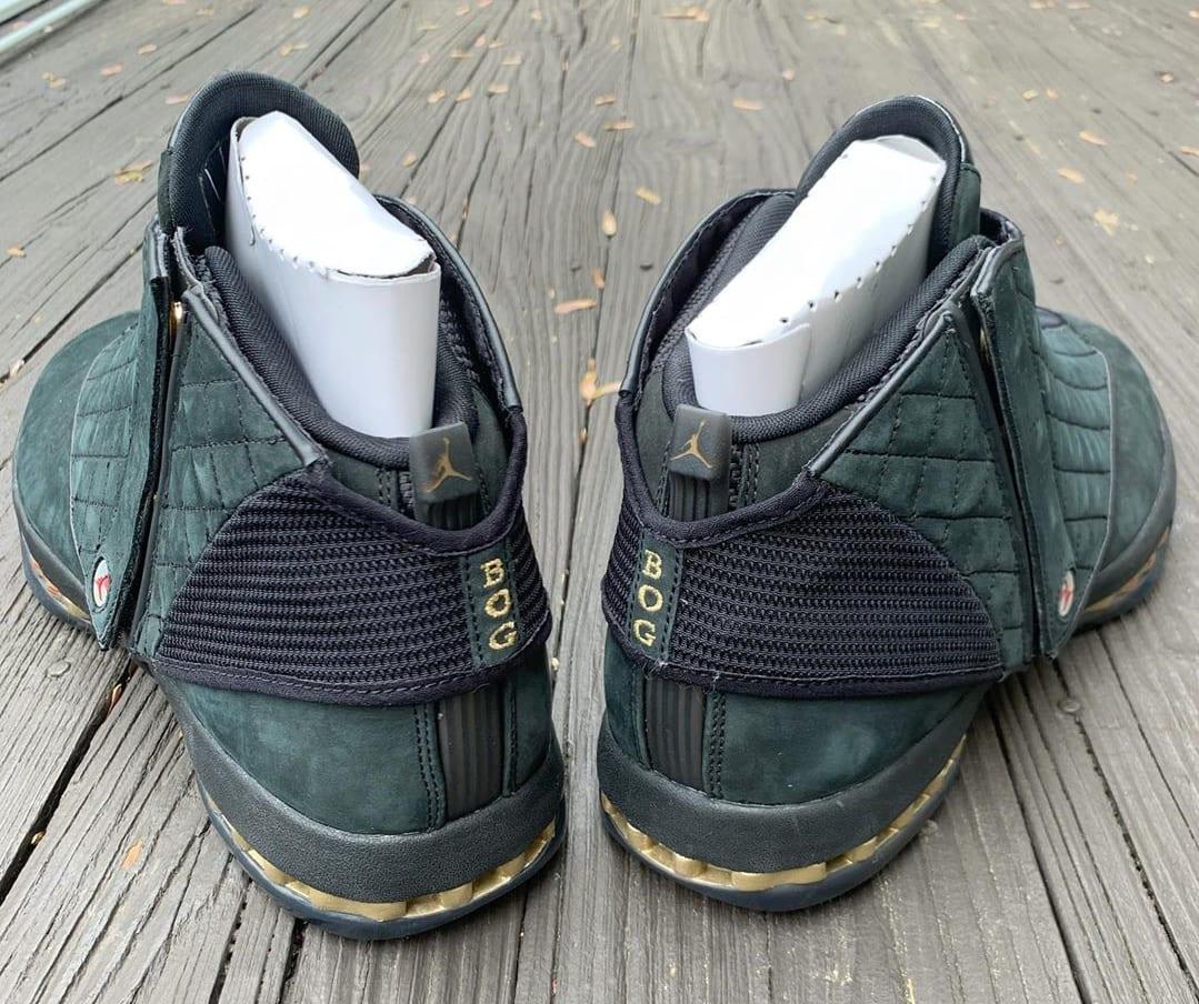 Air Jordan 16 'Board of Governors' Heel