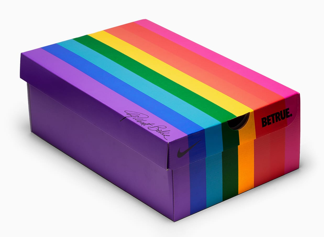 Nike Be True 2019 Rainbow Box