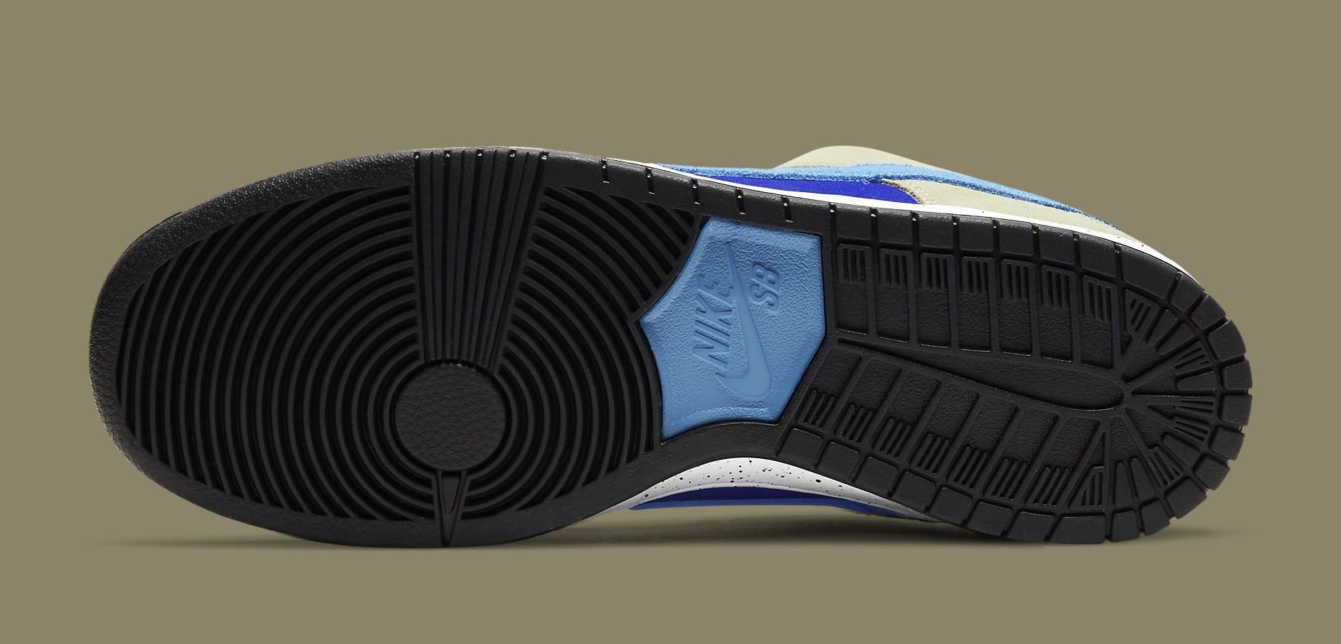 Nike SB Dunk Low 'ACG Caldera' BQ6817-301 Outsole