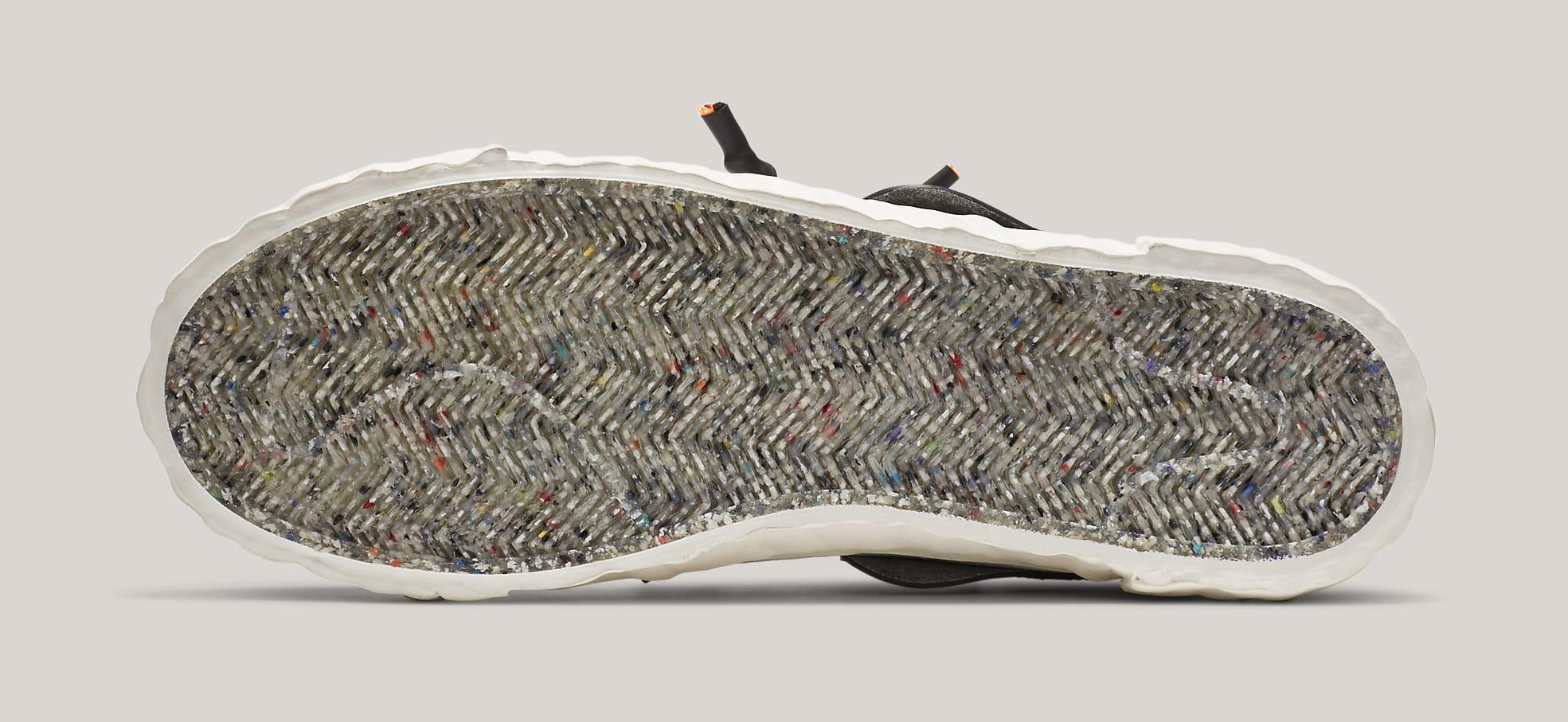Readymade x Nike Blazer Mid CZ3589-100 Outsole