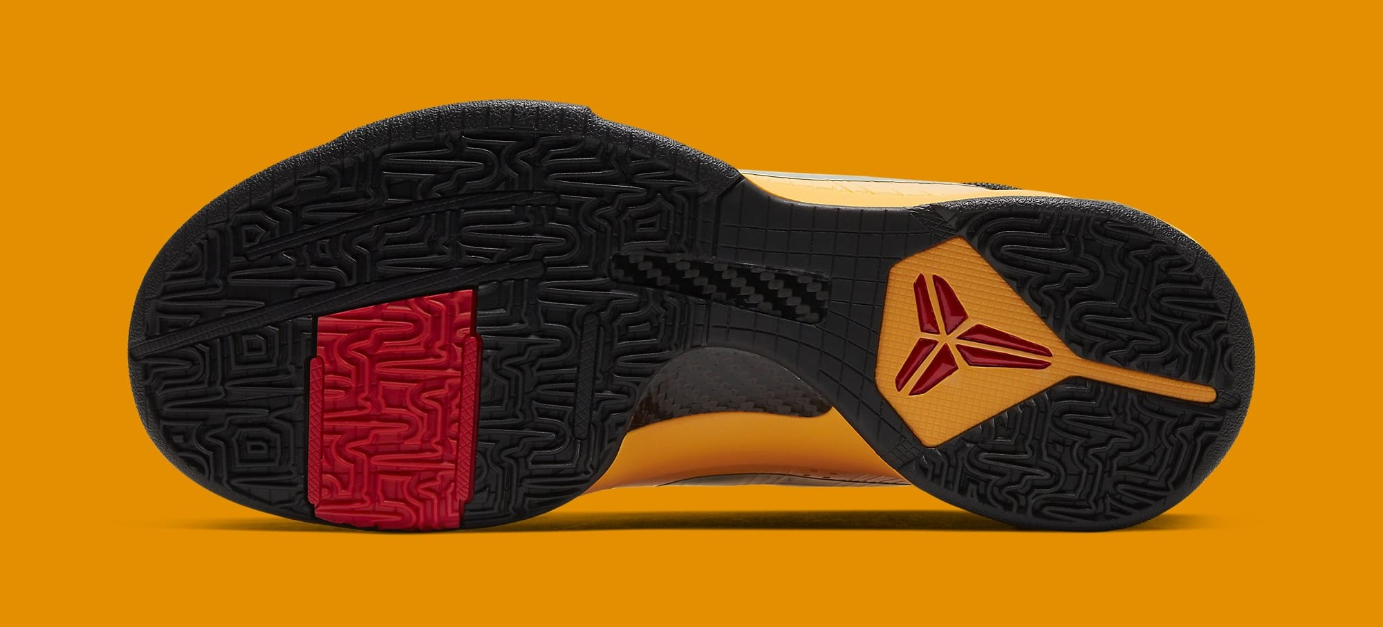 Nike Kobe 5 Protro 'Bruce Lee' CD4991-700 Outsole
