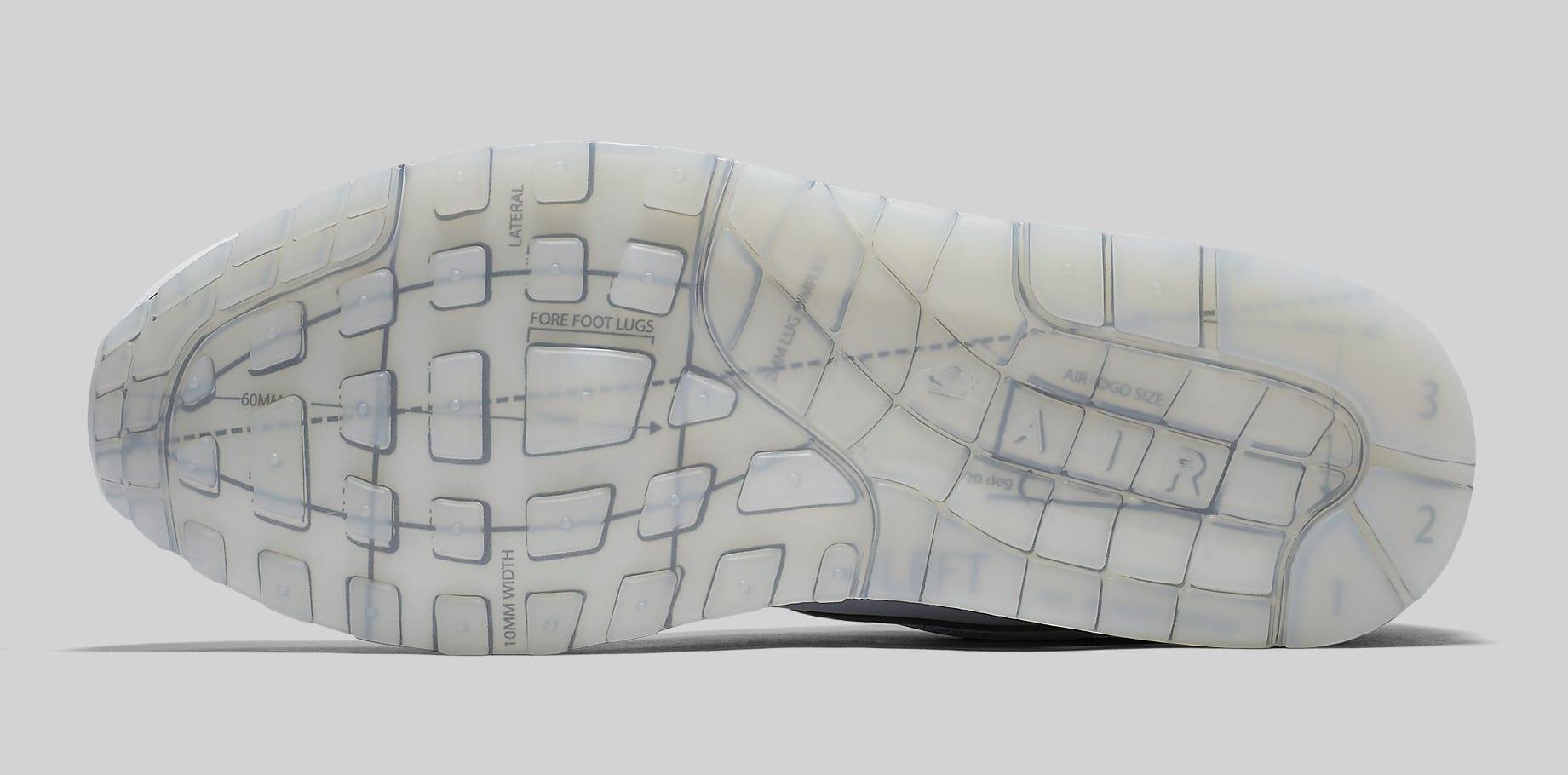 Nike Air Max 1 'Schematic' CJ4286-100 Sole